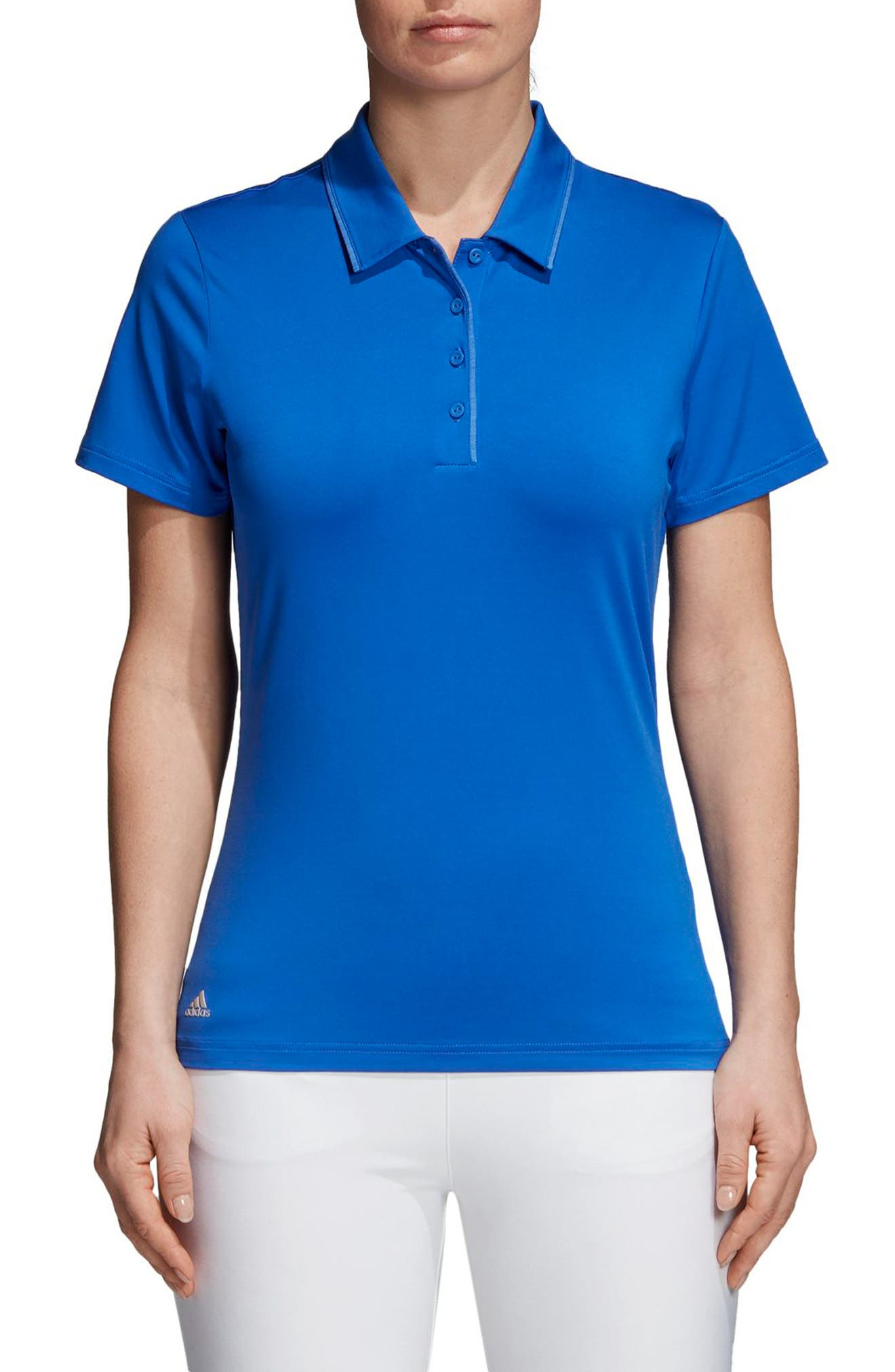 Essentials Ultimate 365 Polo,                         Main,                         color, Hi-Res Blue