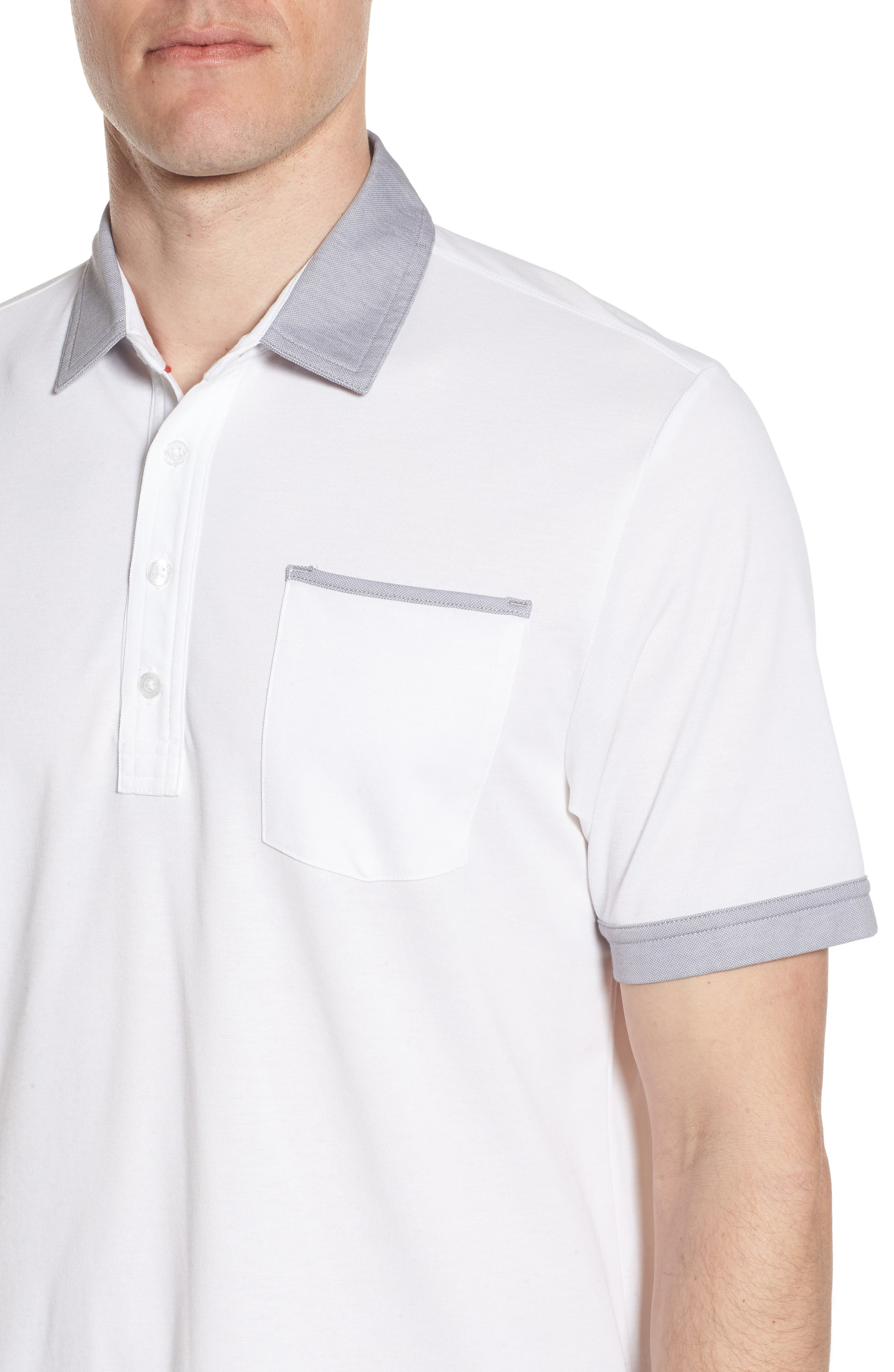 Alternate Image 4  - Travis Mathew K-Lew Piqué Polo