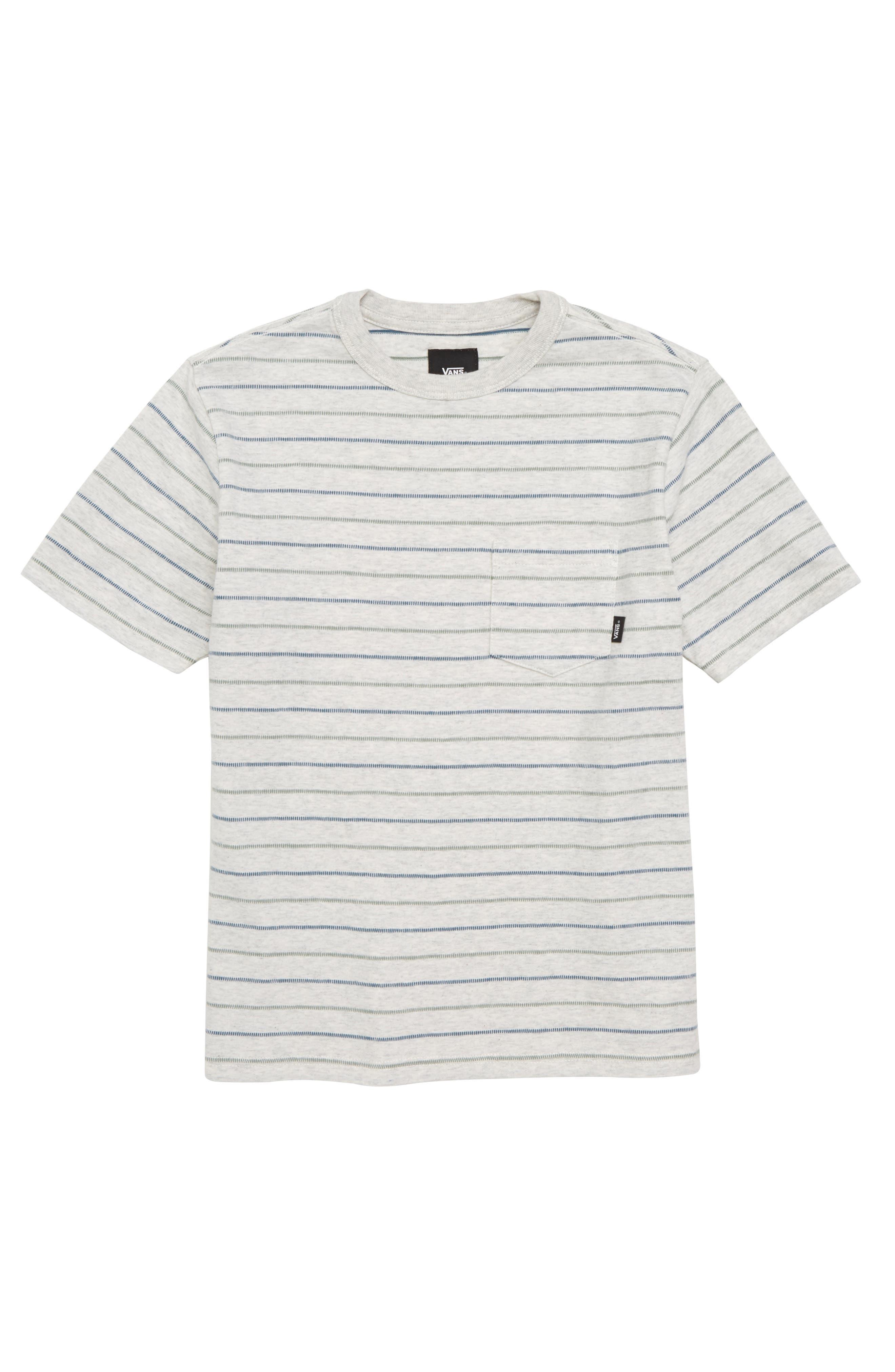 Strikemont III T-Shirt,                         Main,                         color, Ash Heather