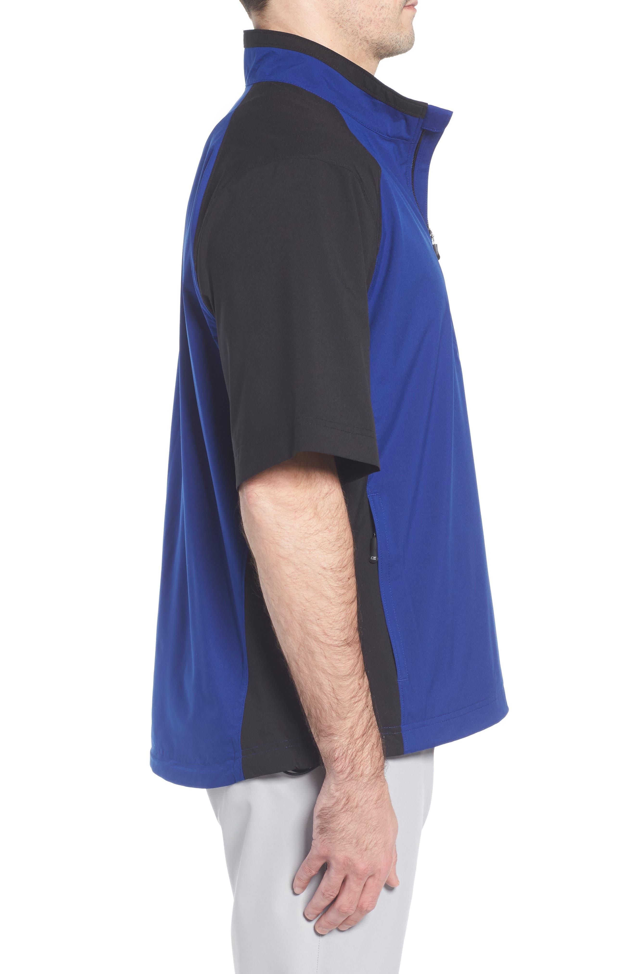 Alternate Image 3  - Cutter & Buck 'WeatherTec Summit' Short Sleeve Shirt