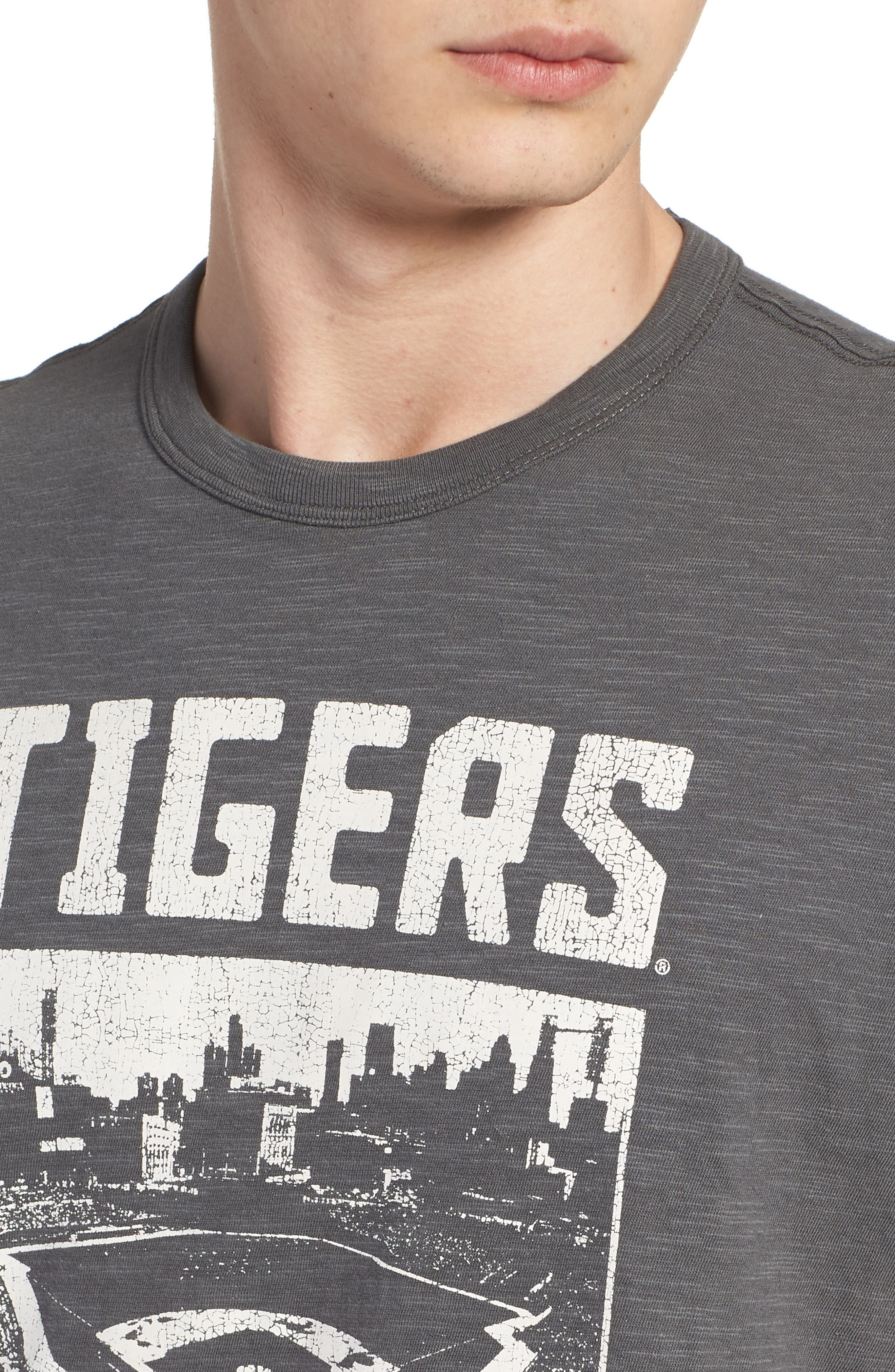 MLB Overdrive Scrum Detroit Tigers T-Shirt,                             Alternate thumbnail 4, color,                             Submarine