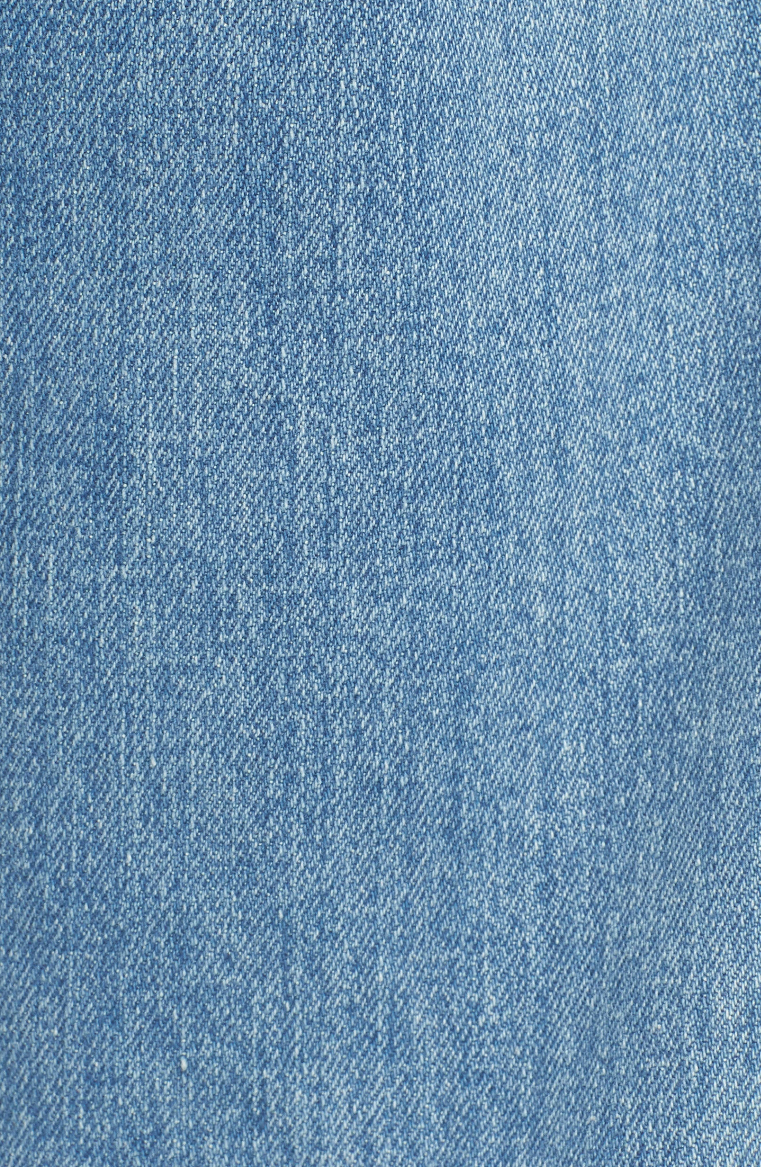 Austyn Relaxed Fit Jeans,                             Alternate thumbnail 5, color,                             Omega