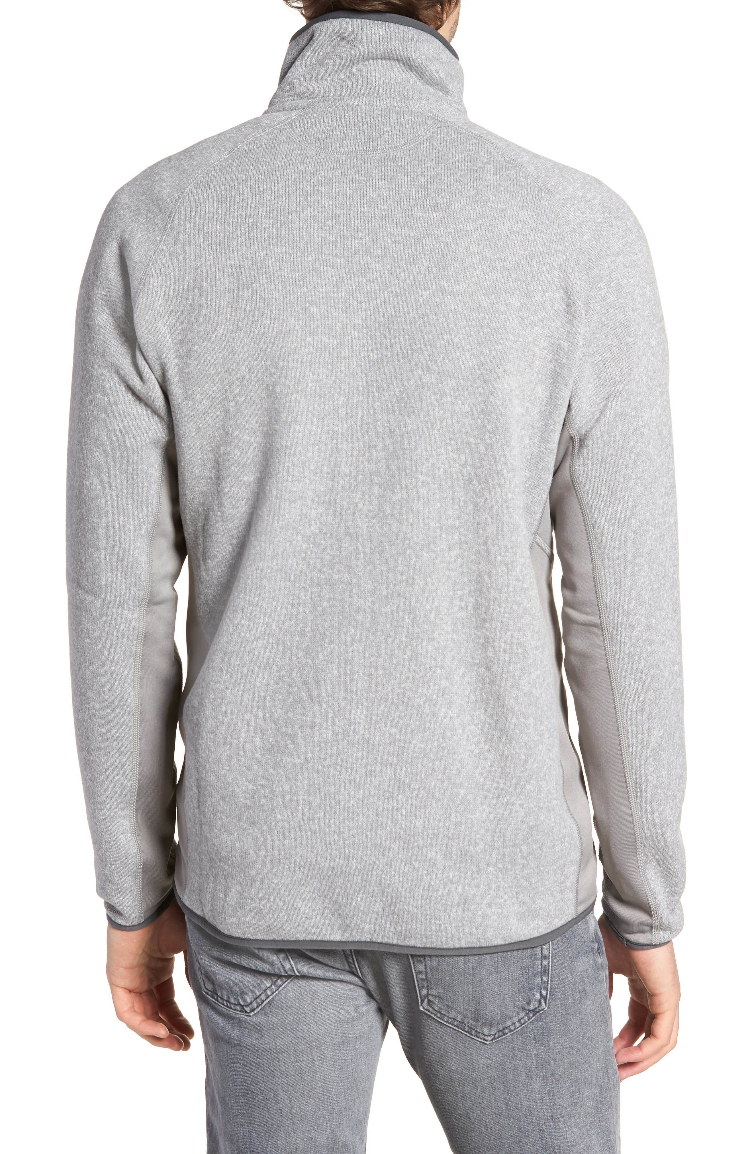 Performance Pullover,                             Alternate thumbnail 2, color,                             Feather Grey
