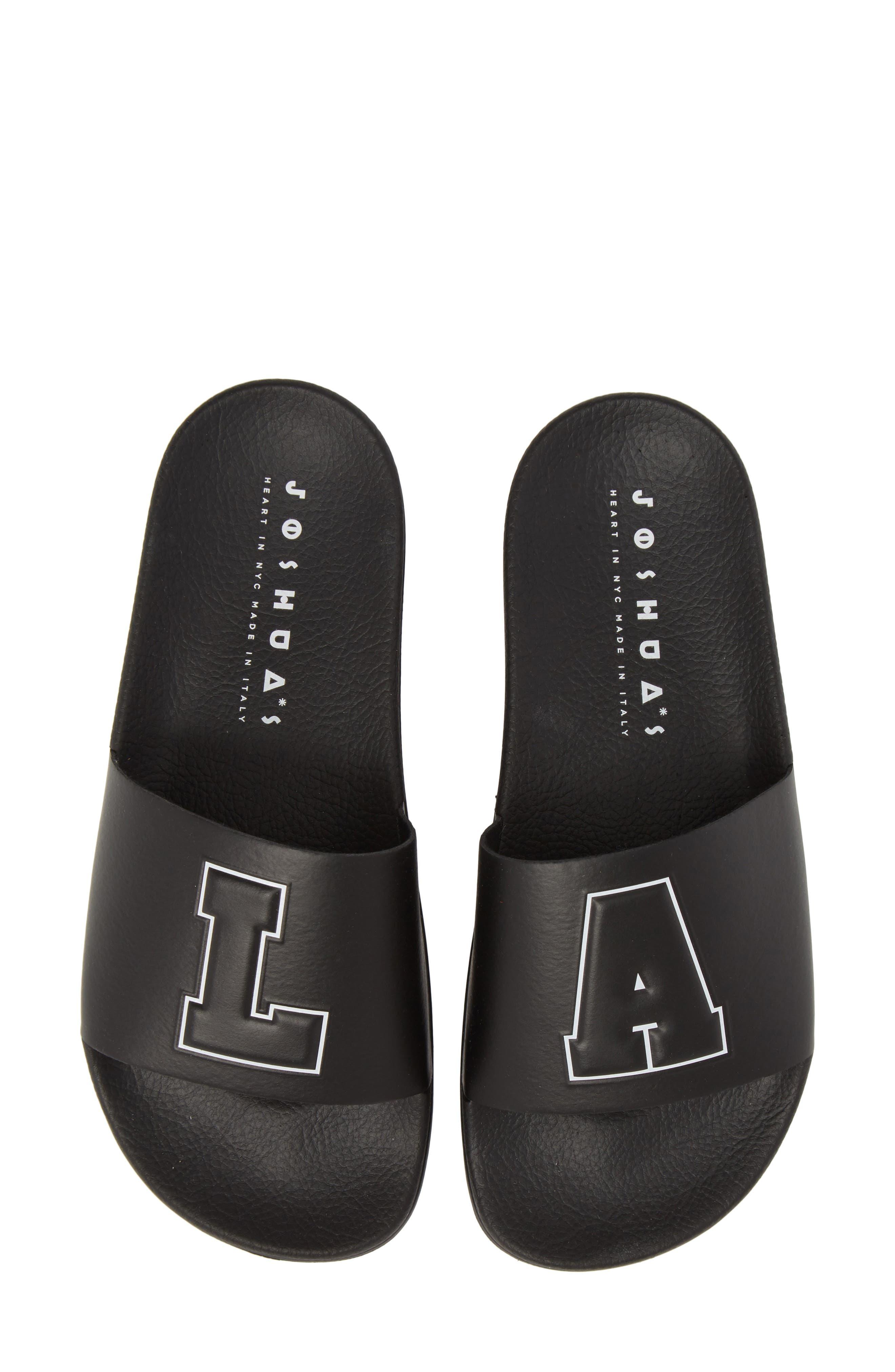 Joshua Sanders LA Slide Sandal (Women)