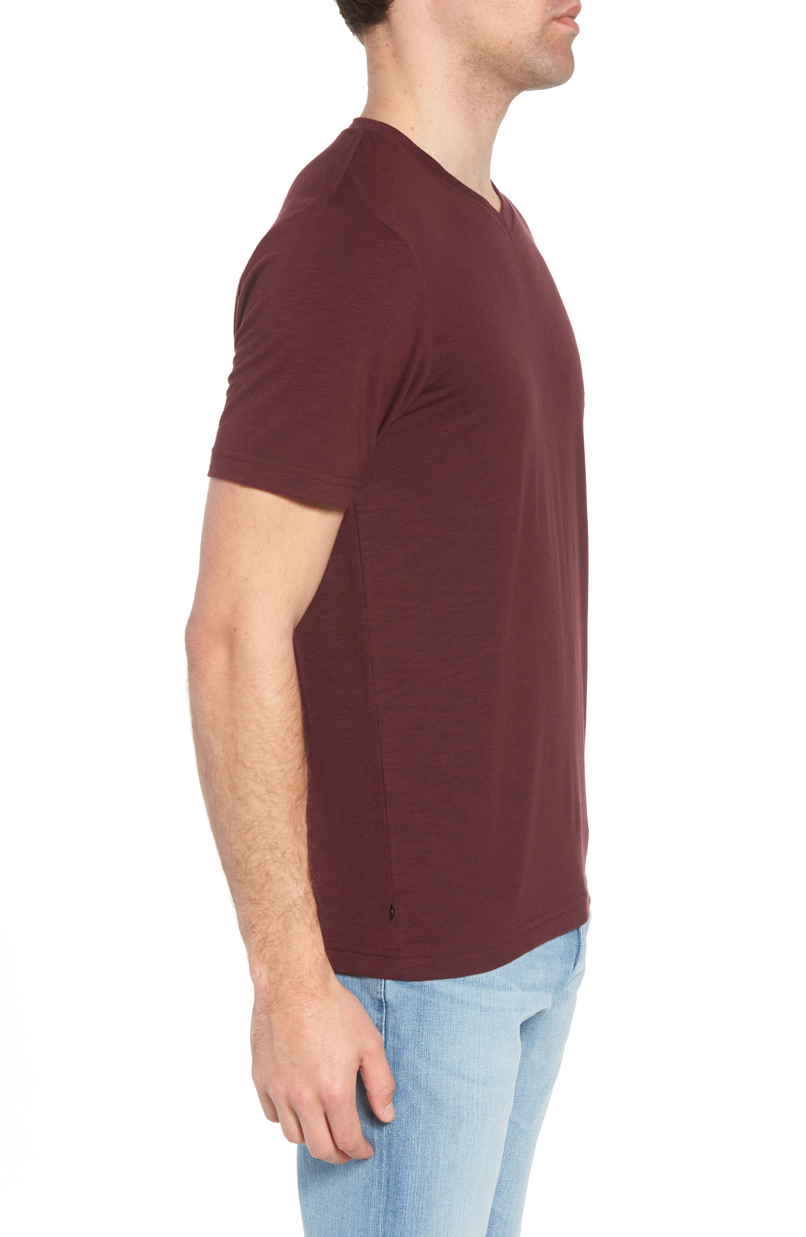 Alternate Image 3  - Travis Mathew 'Trumbull' Trim Fit Slubbed T-Shirt
