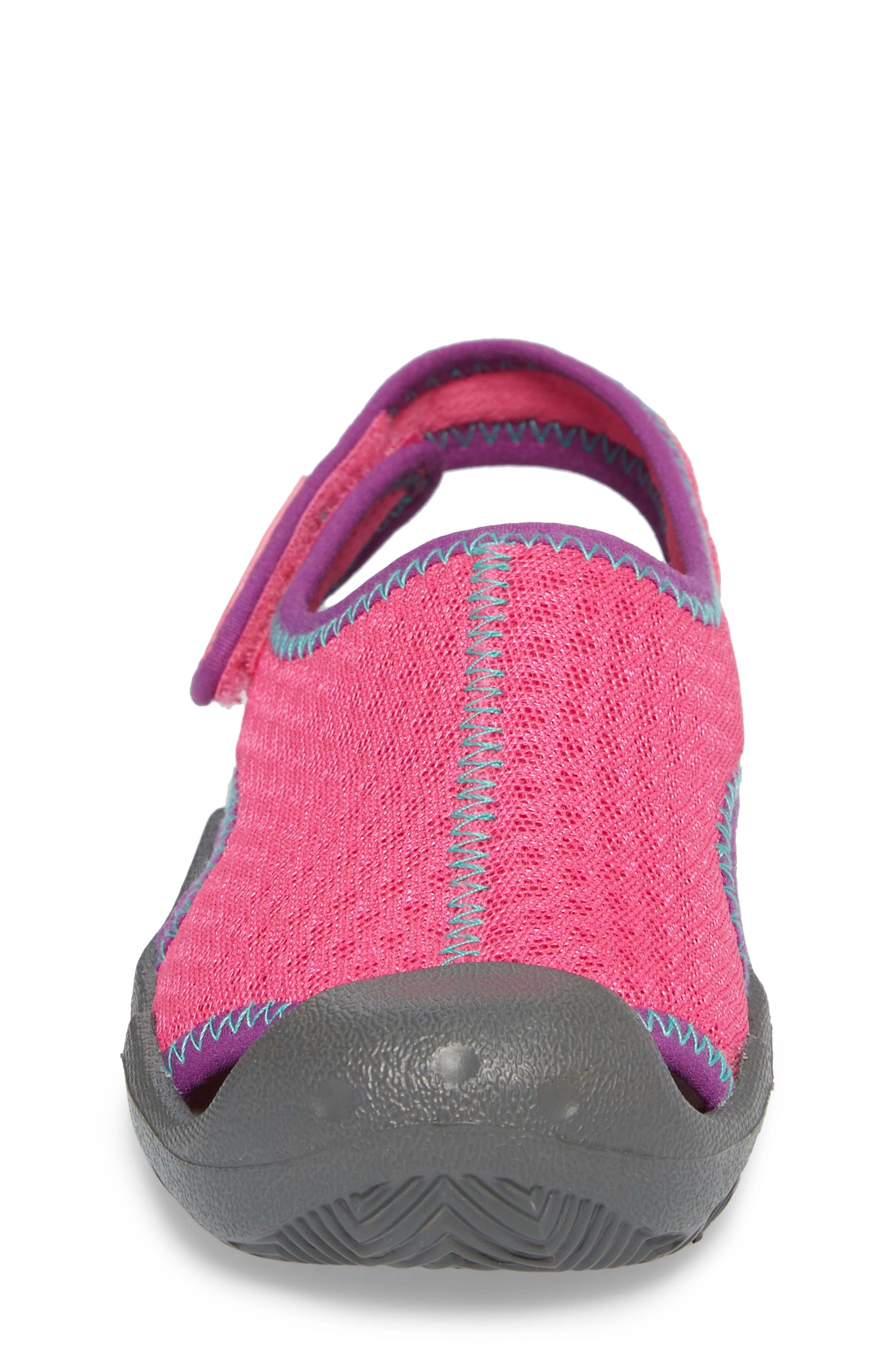 Swiftwater Sandal,                             Alternate thumbnail 4, color,                             Pink