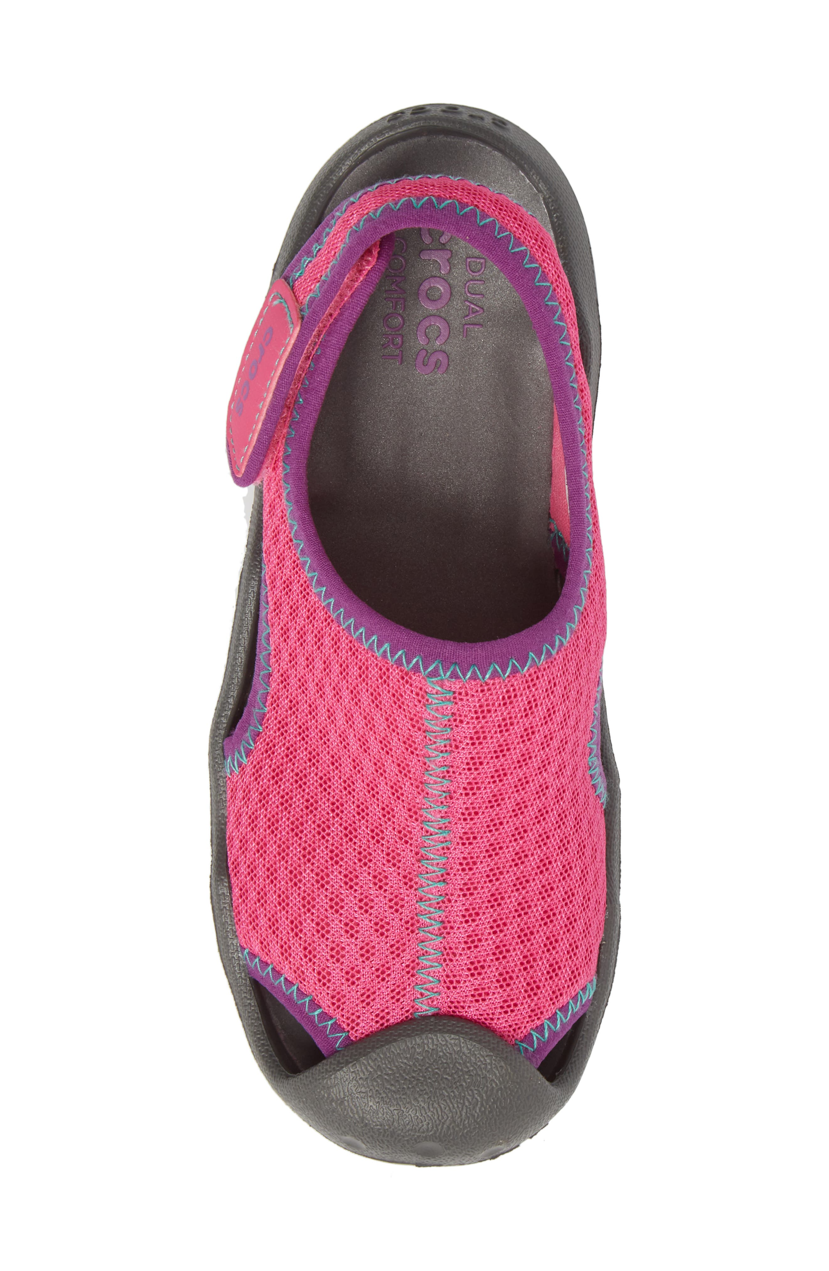 Swiftwater Sandal,                             Alternate thumbnail 5, color,                             Pink