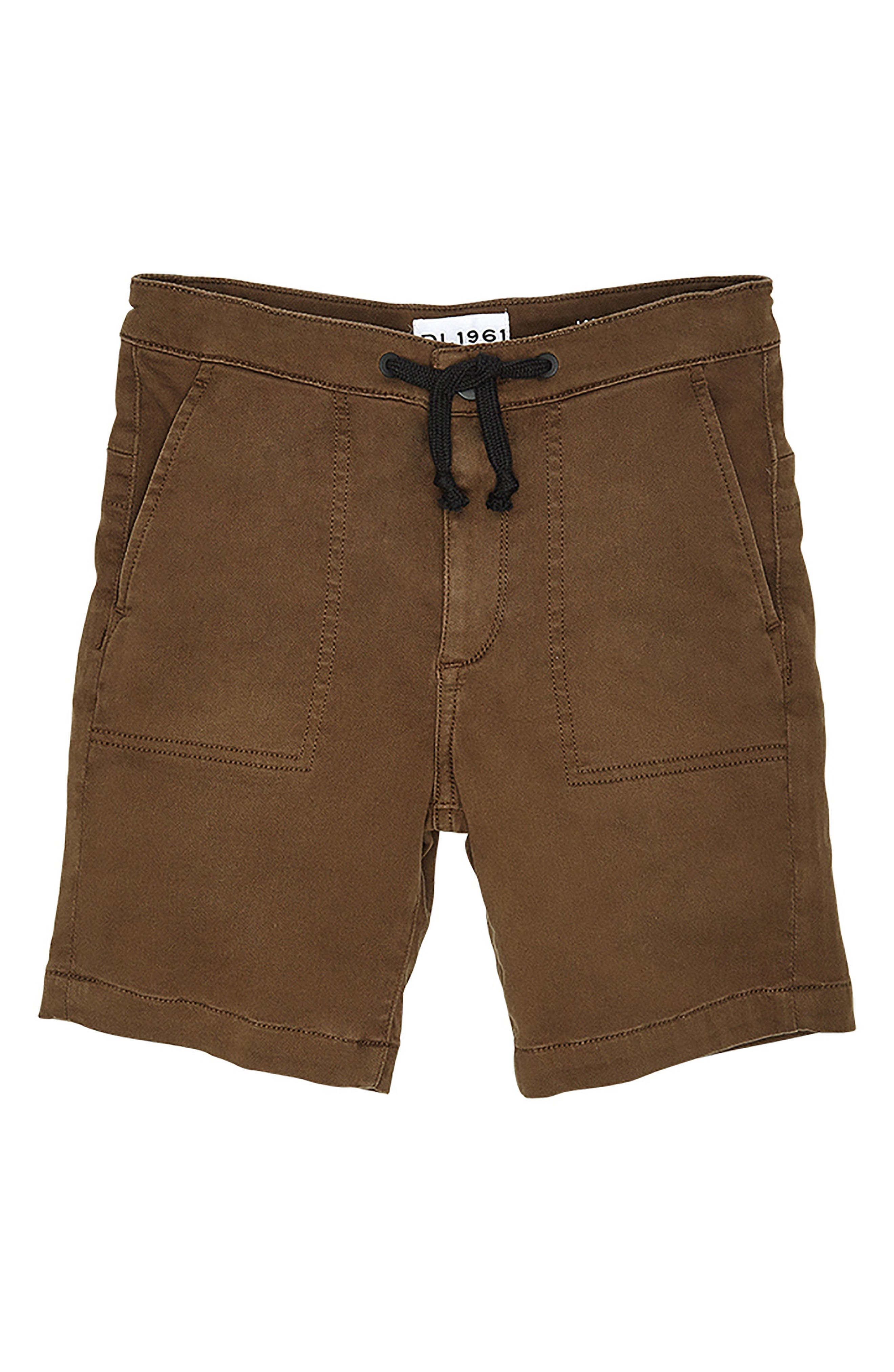 DL1961 Jax Utility Shorts (Toddler Boys & Little Boys)