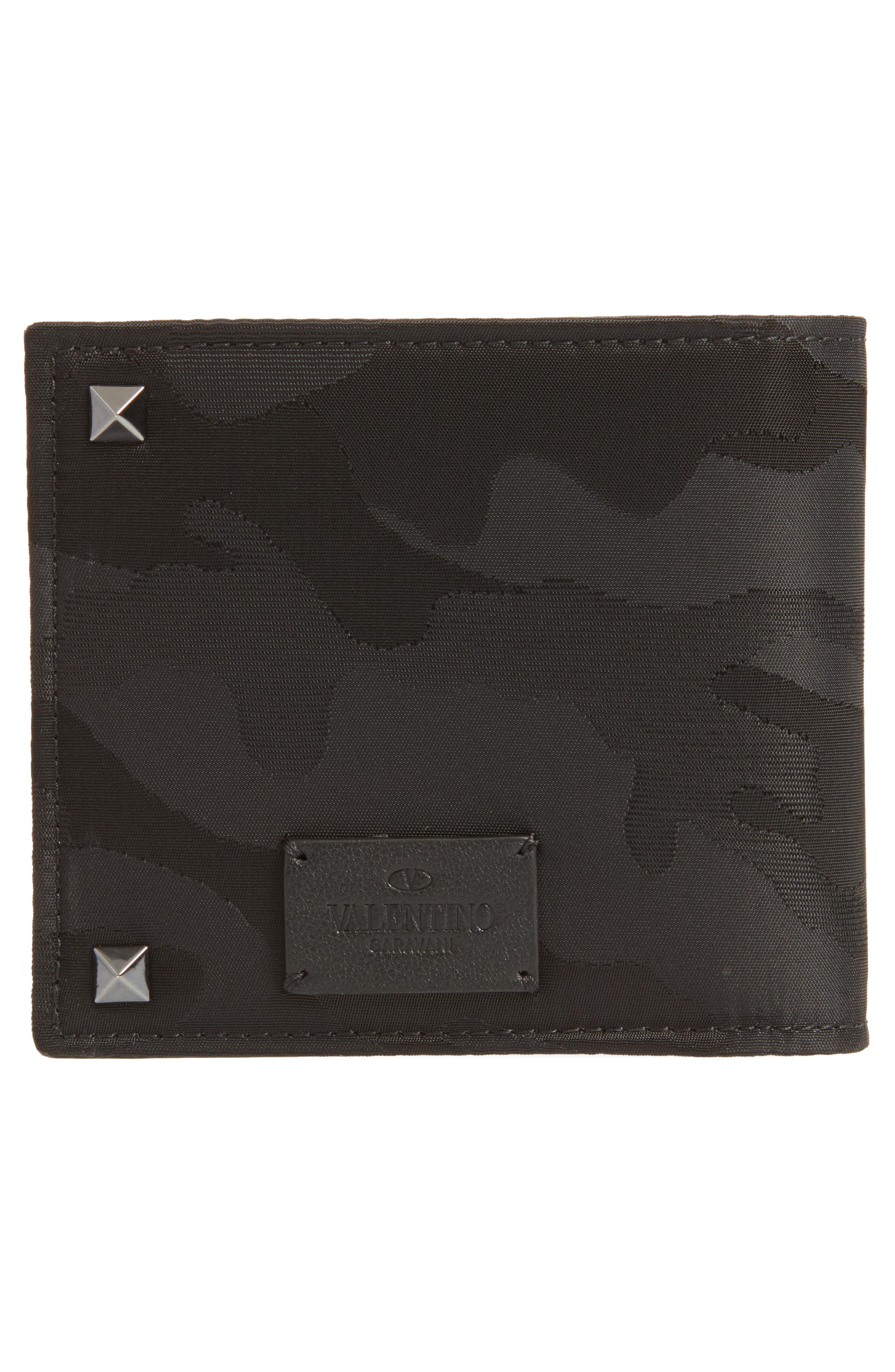 Alternate Image 3  - VALENTINO GARAVANI Camo Wallet