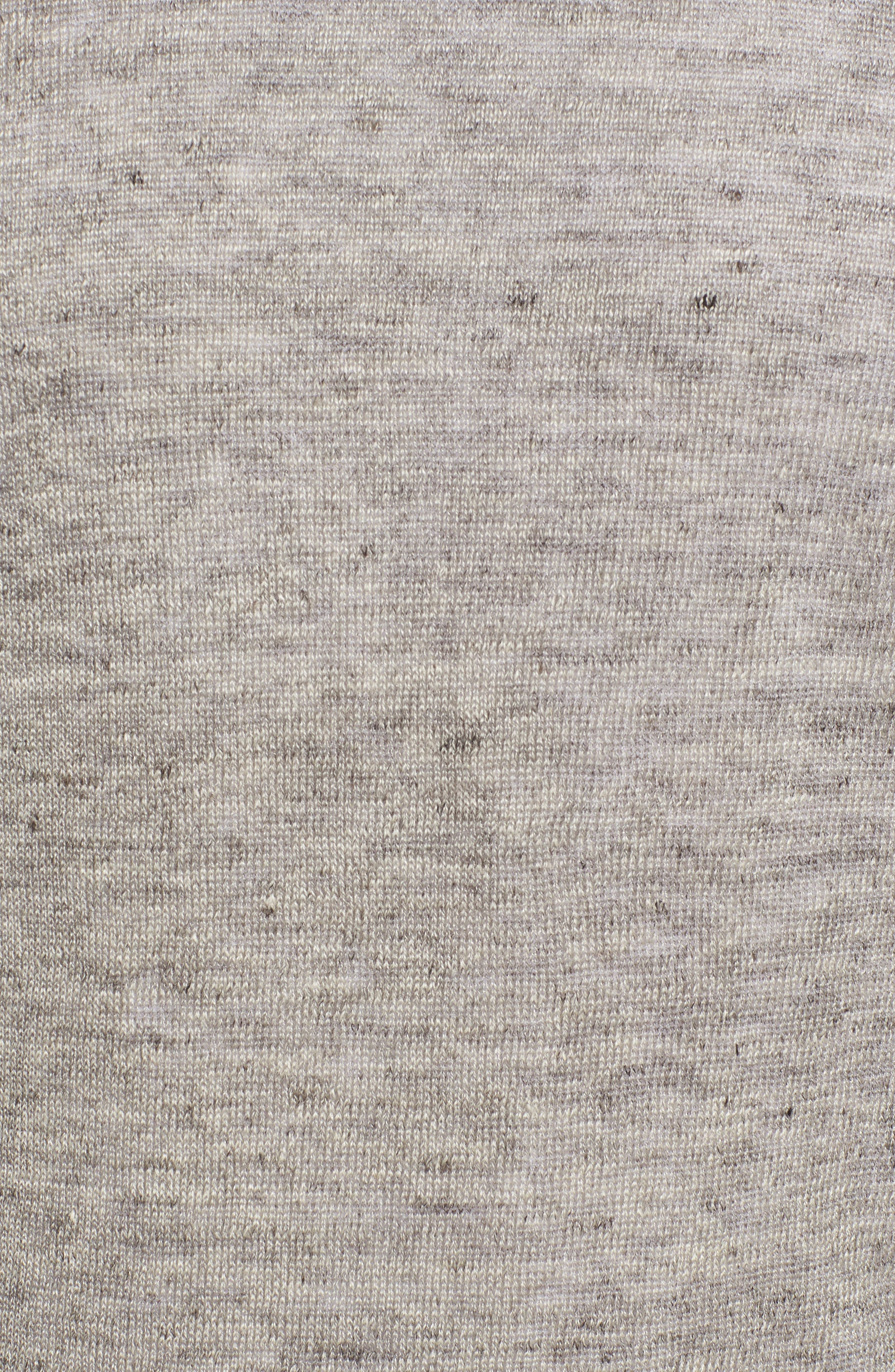 Heyward Long Sleeve T-Shirt,                             Alternate thumbnail 5, color,                             Heather Grey