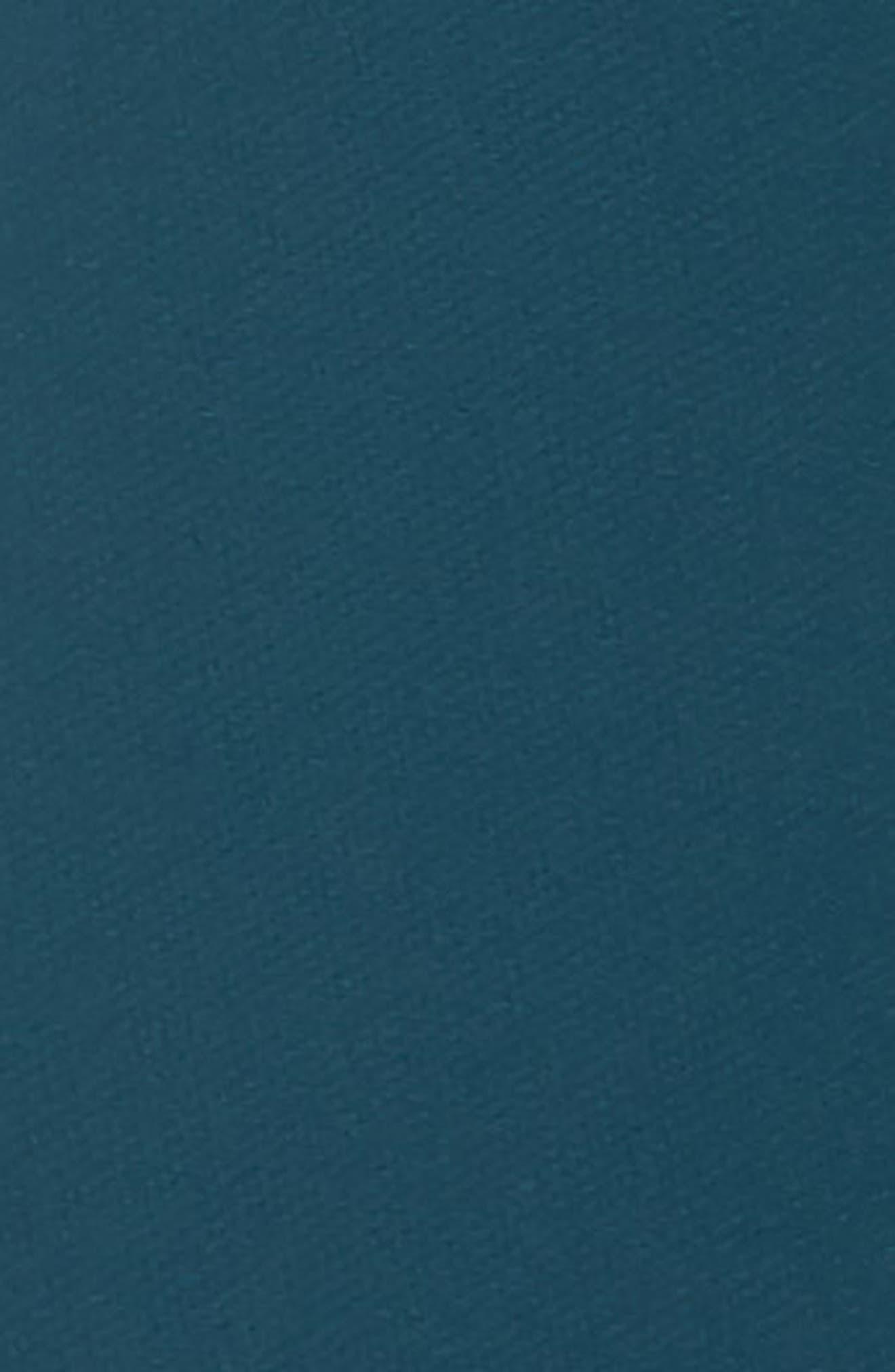 Alternate Image 5  - Jenny Yoo Farrah Ruffle Skirt Chiffon Gown