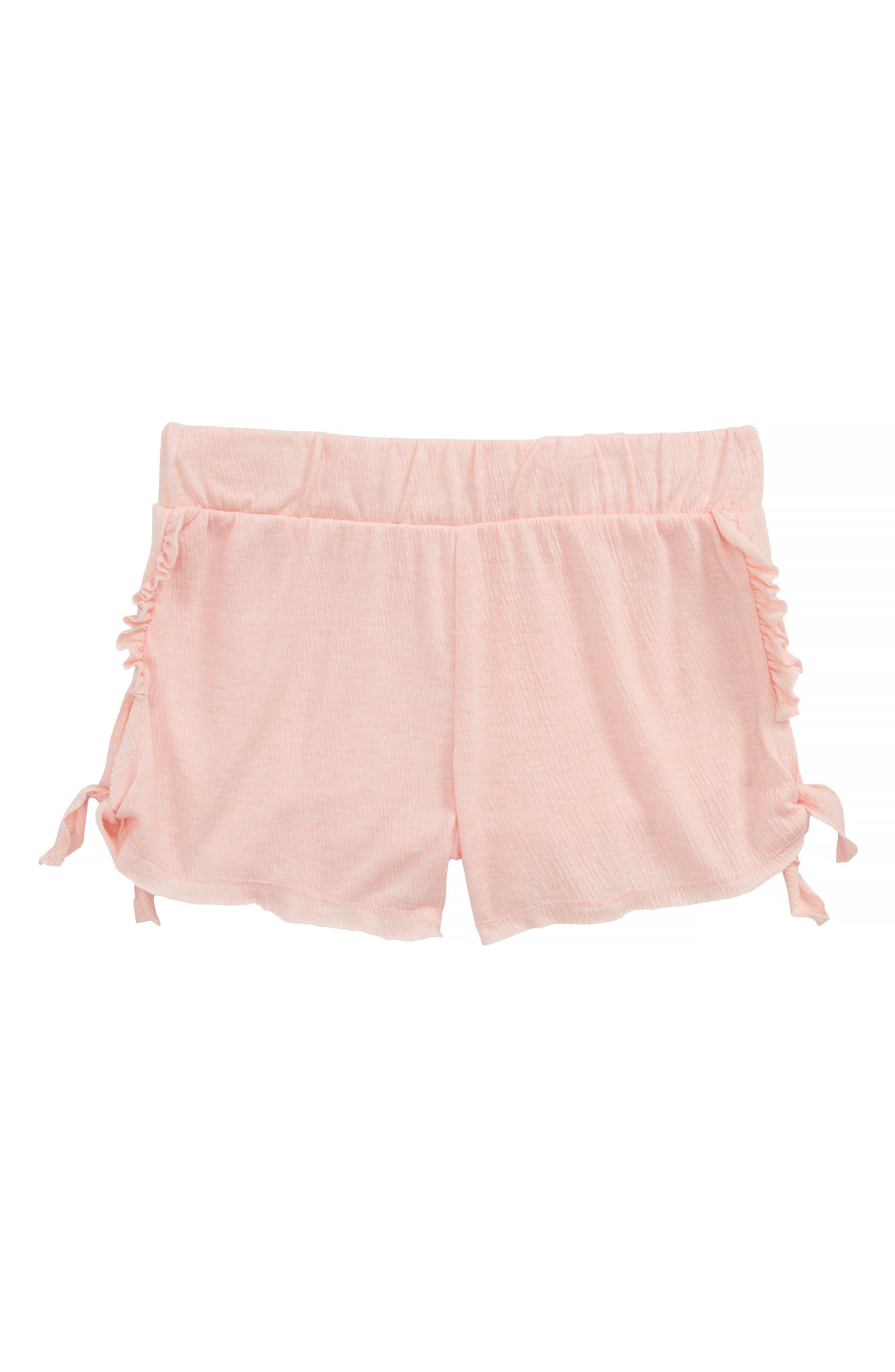 Mikki Miette Kat Tie Shorts,                             Main thumbnail 1, color,                             Stargaze