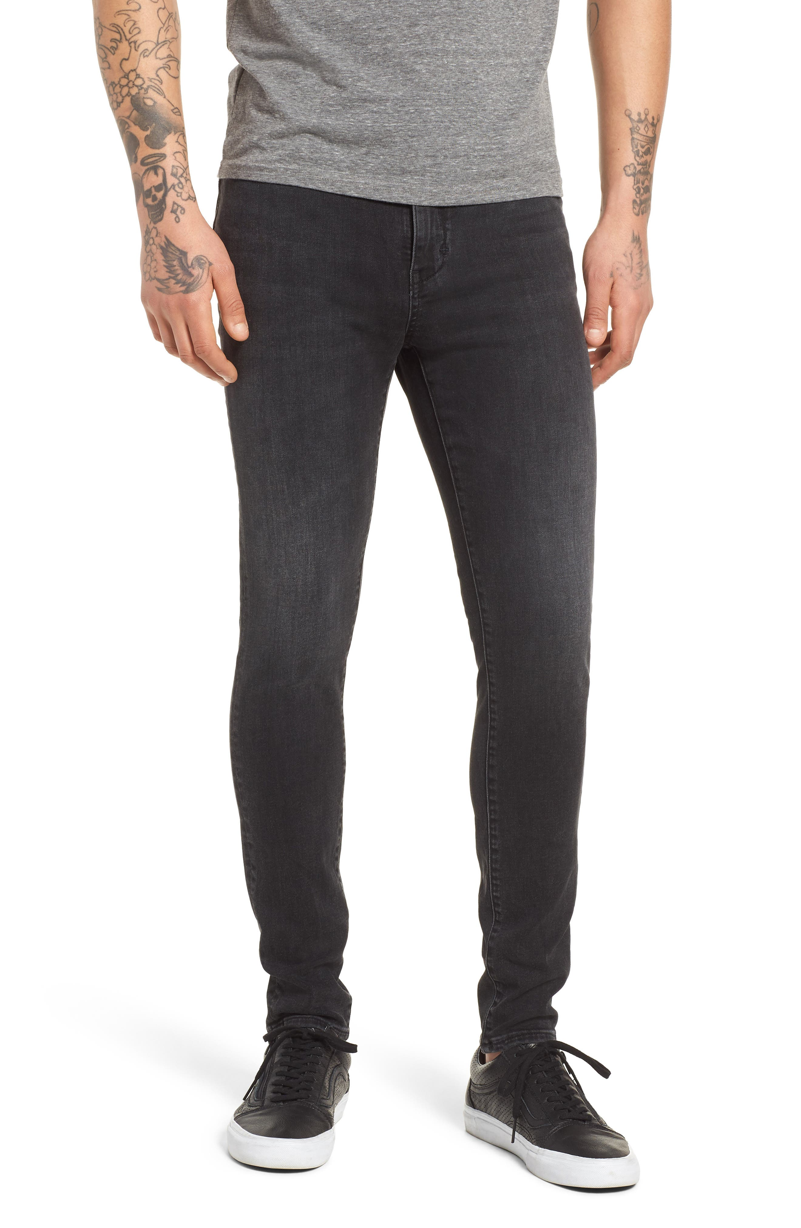 Iggy Skinny Fit Jeans,                             Main thumbnail 1, color,                             Wolfgang