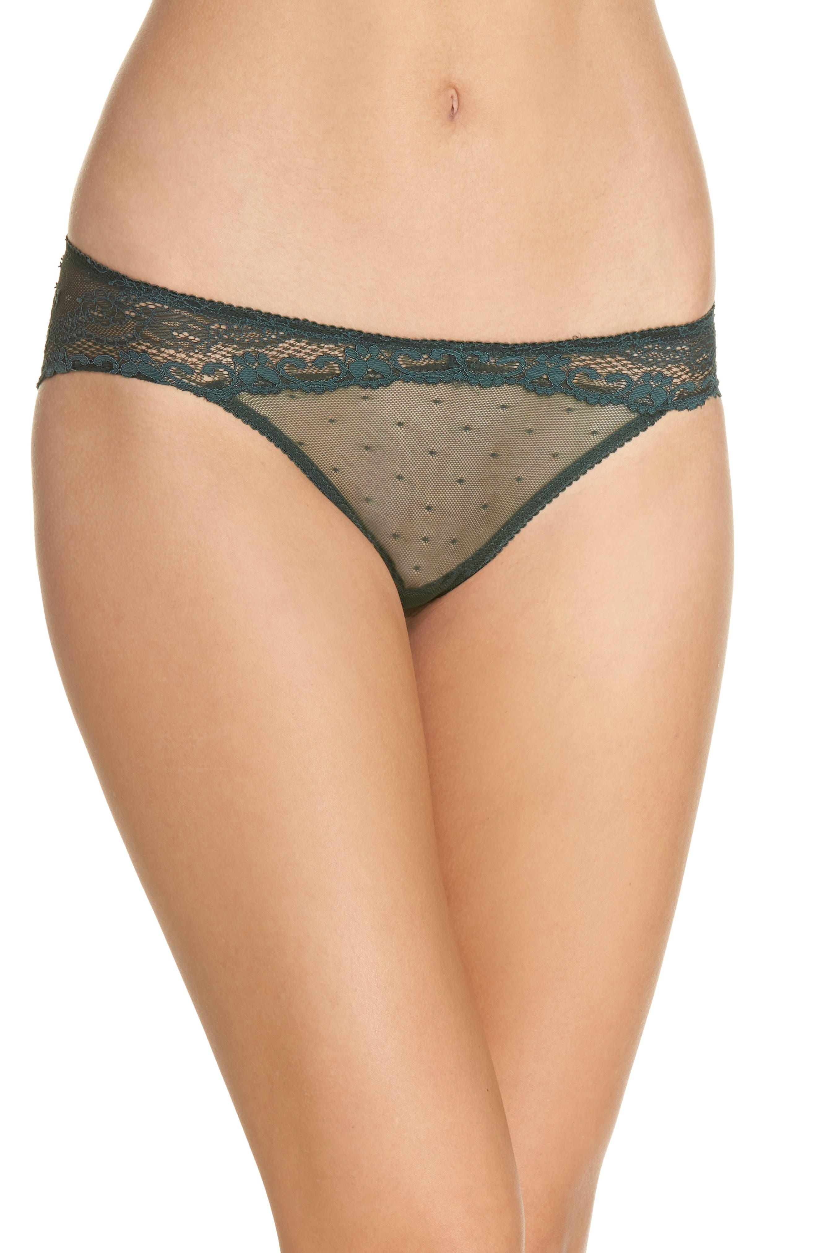 Topshop Mini Cordelia Panties