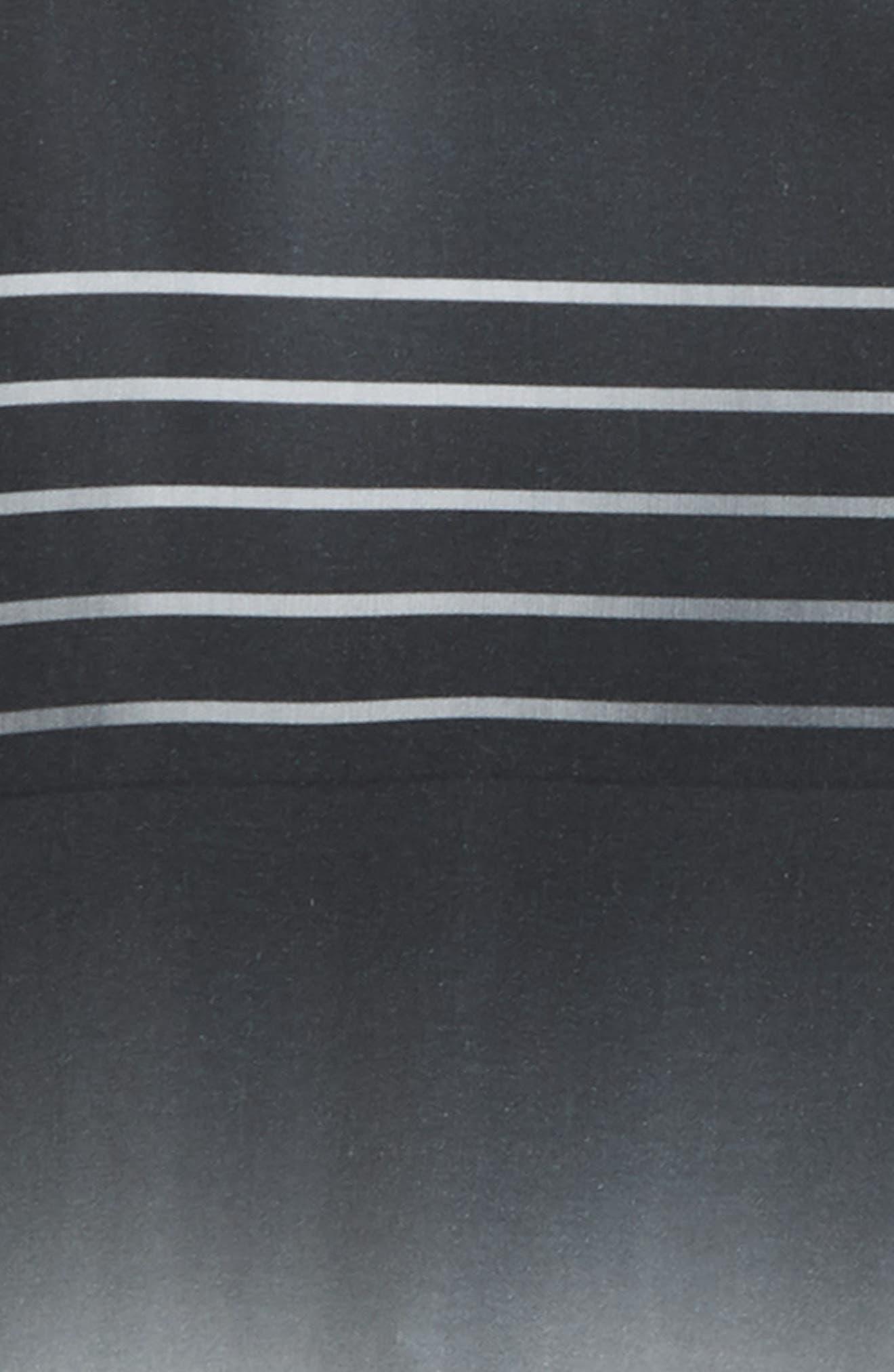 Hyperfreak Heist Board Shorts,                             Alternate thumbnail 2, color,                             Black
