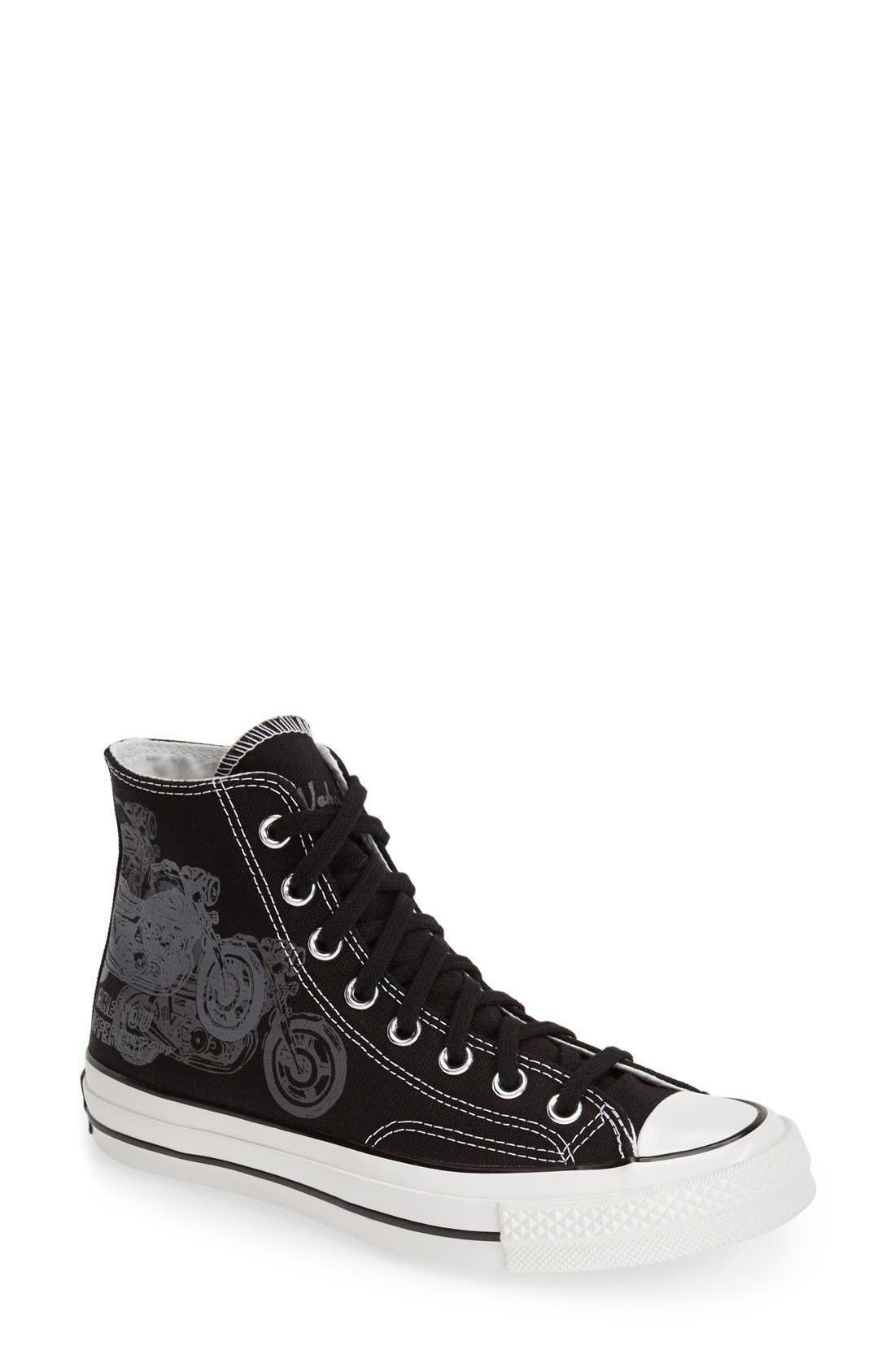 Alternate Image 1 Selected - Converse Chuck Taylor® All Star® '70 Andy Warhol Collection High Top Sneaker (Women)