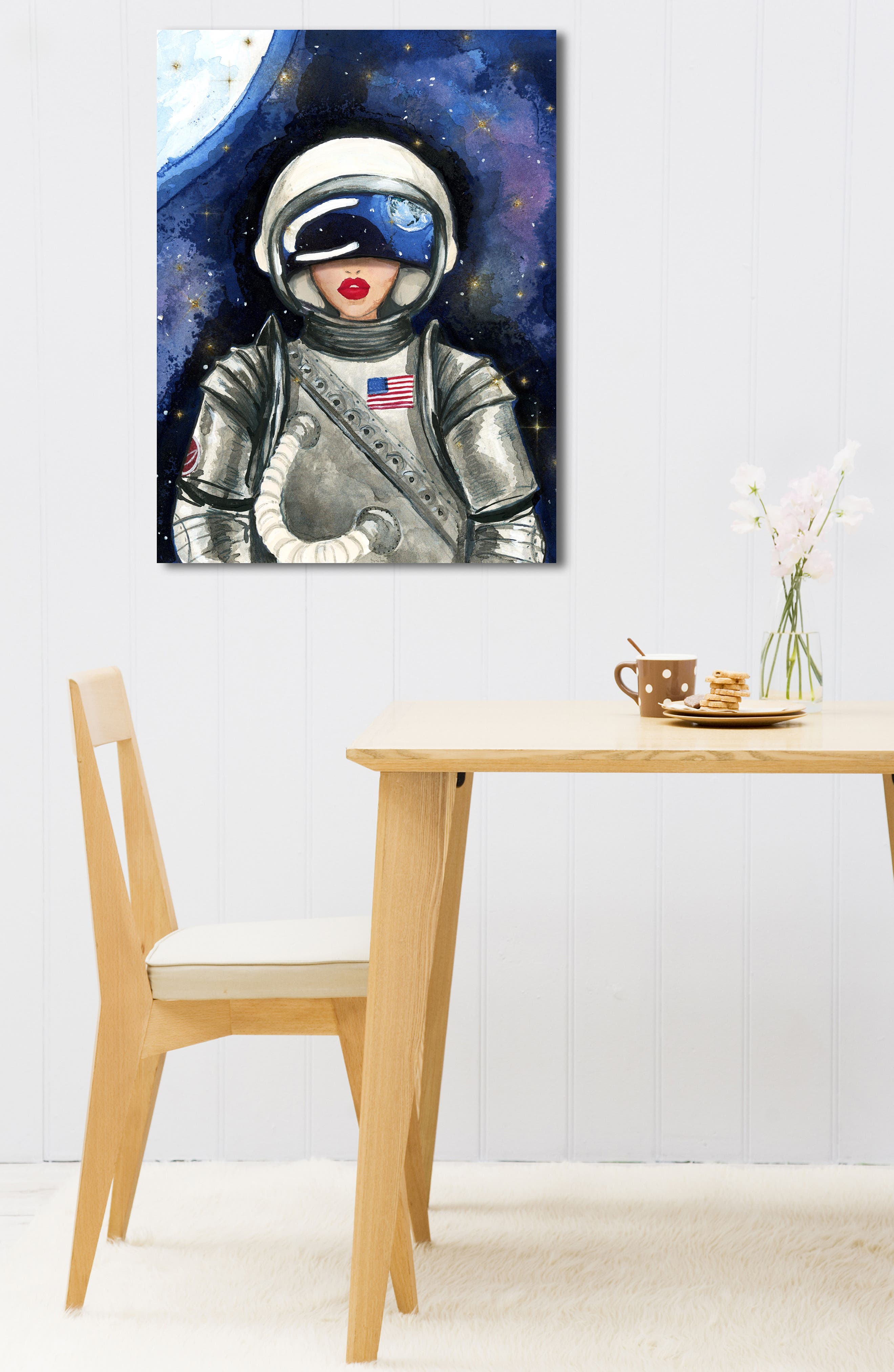 Alternate Image 5  - Oliver Gal Astronaut Canvas Wall Art