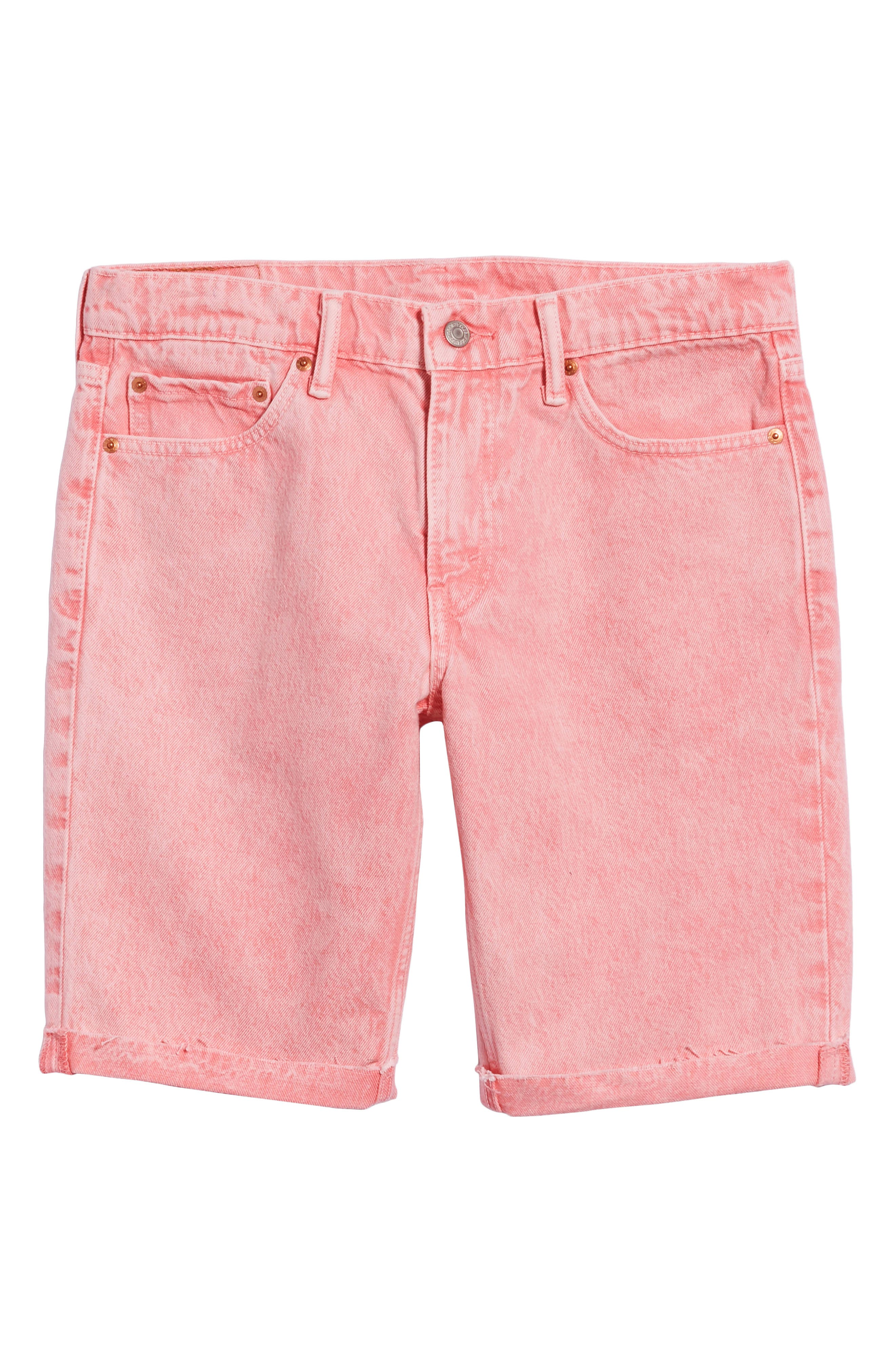 511<sup>™</sup> Cutoff Denim Shorts,                             Alternate thumbnail 6, color,                             Glinda Short