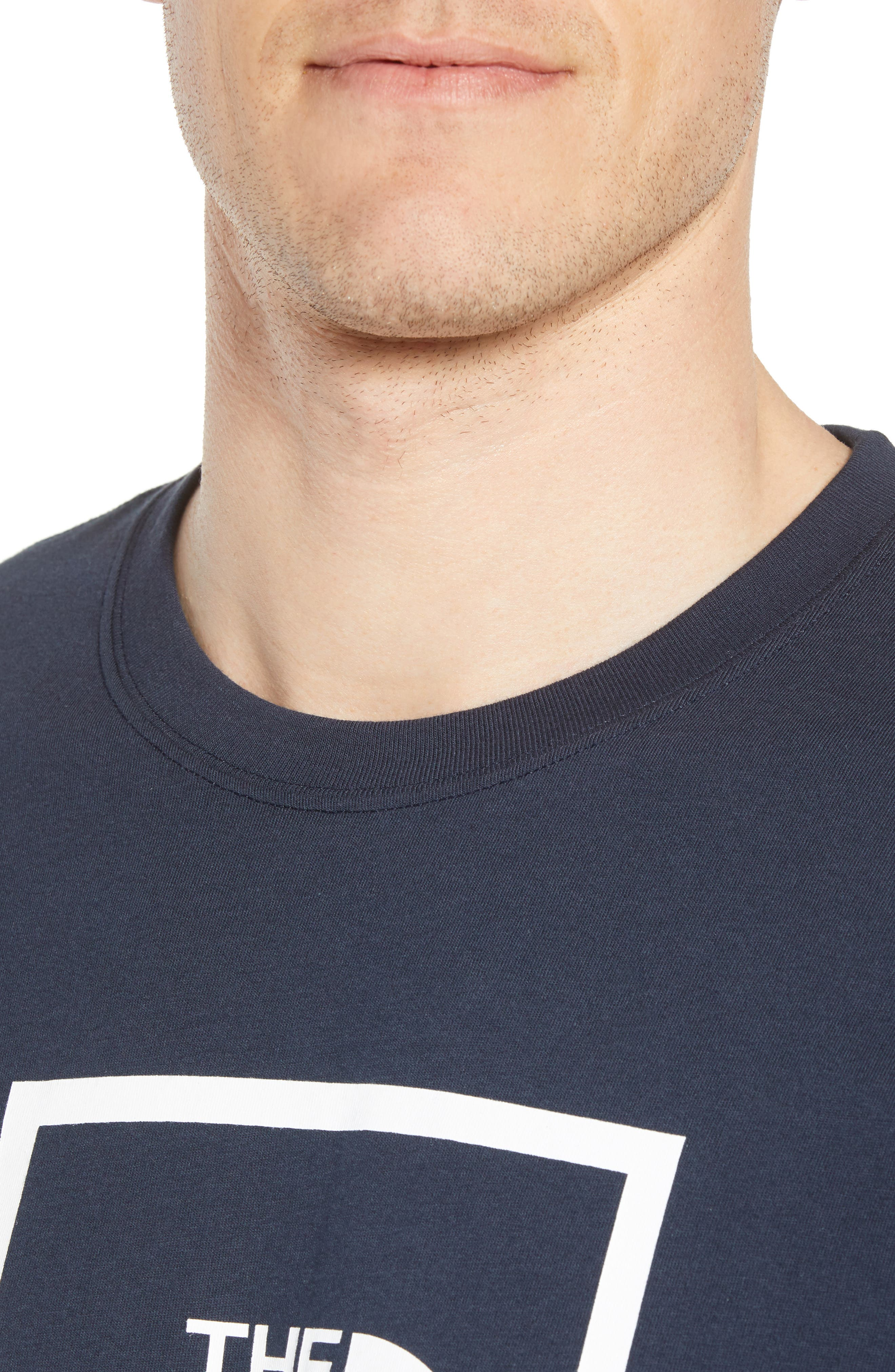 Alternate Image 4  - The North Face 1966 Box Crewneck Cotton T-Shirt