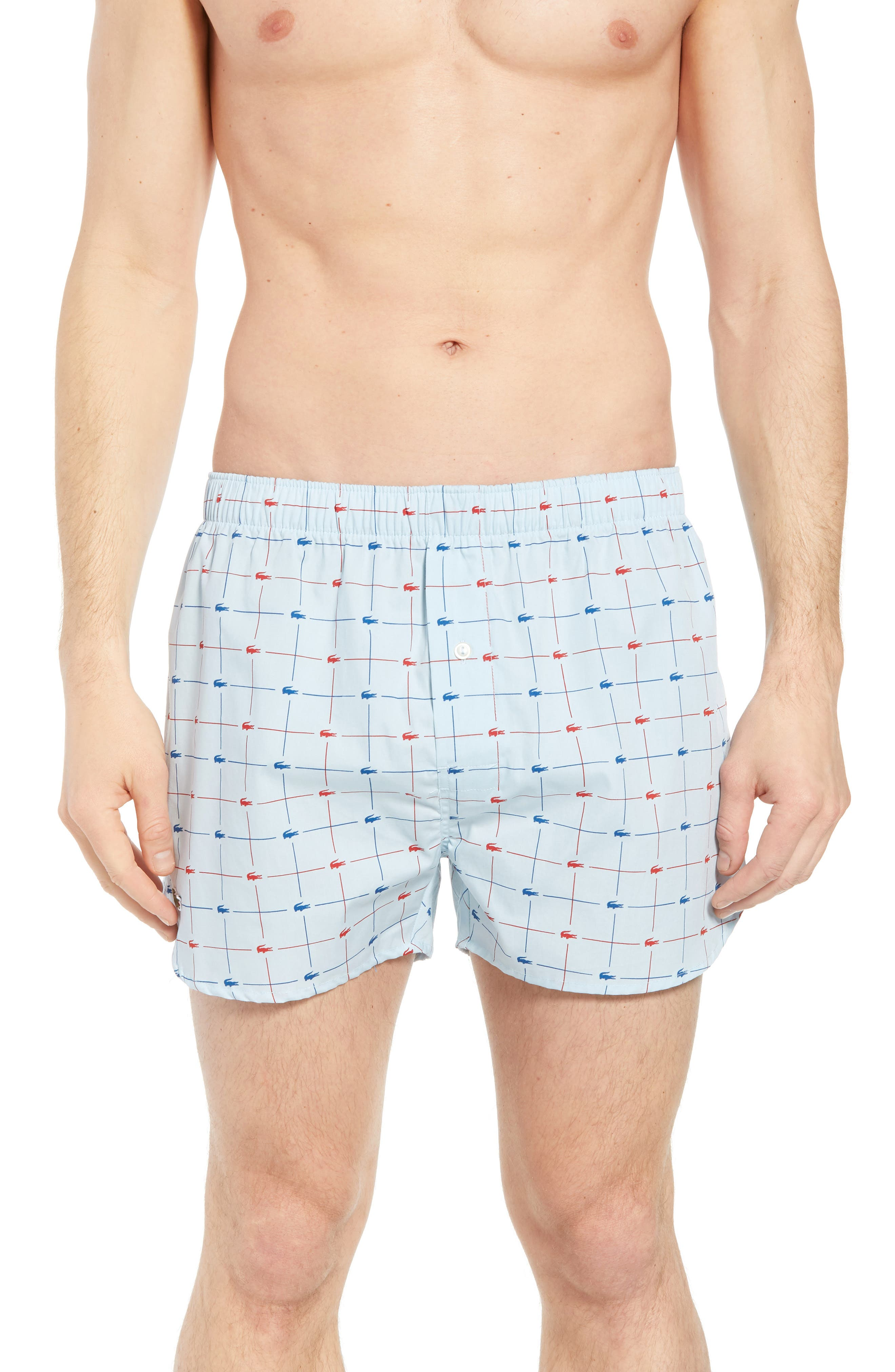 Cotton Boxers,                         Main,                         color, Omphalodes