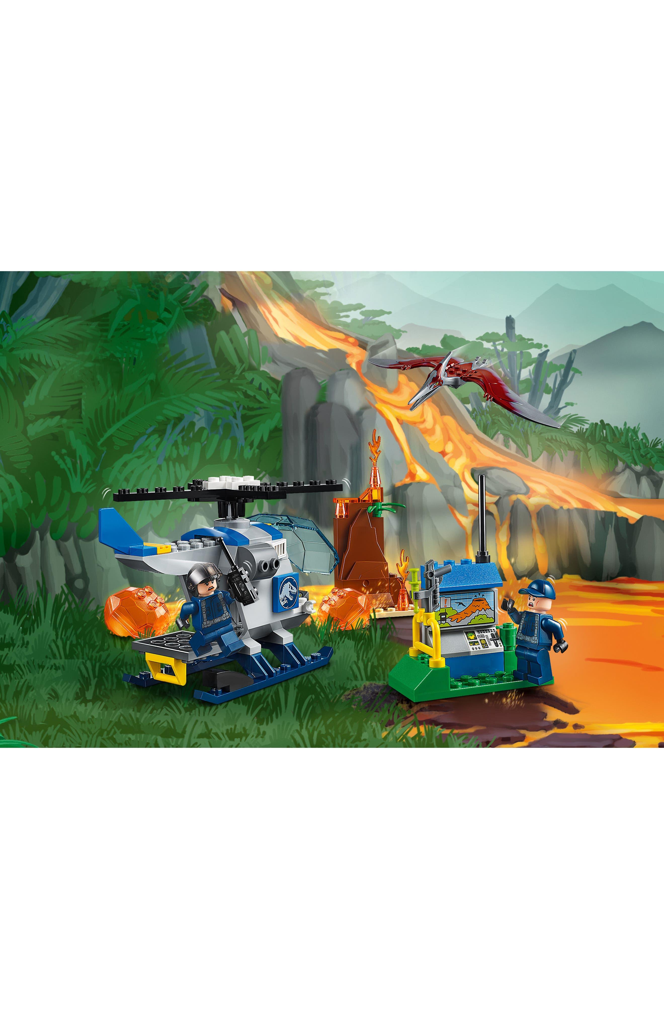 Juniors Pteranodon Escape - 10756,                             Alternate thumbnail 3, color,