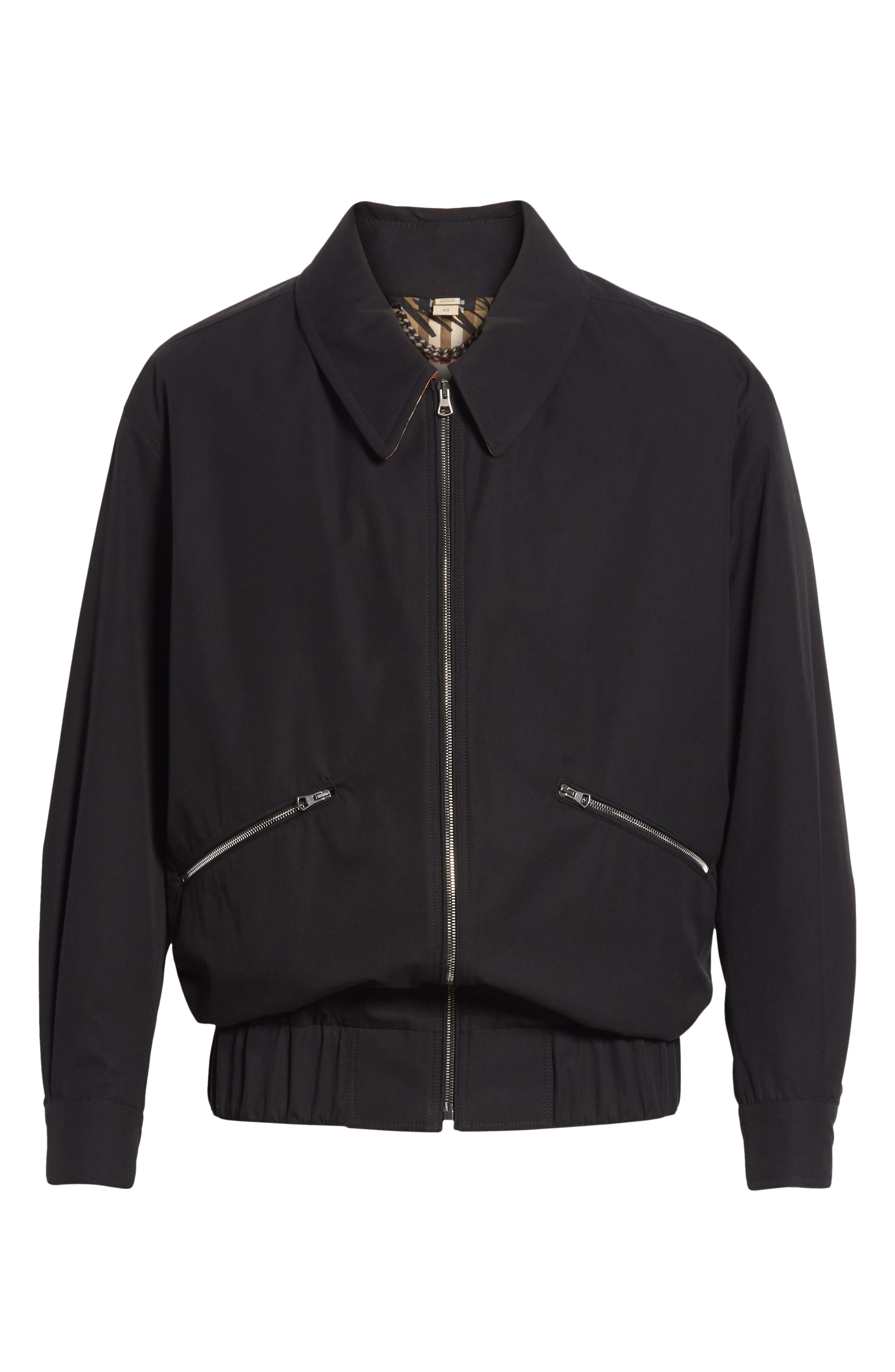 Loweswater Jacket,                             Alternate thumbnail 6, color,                             Black