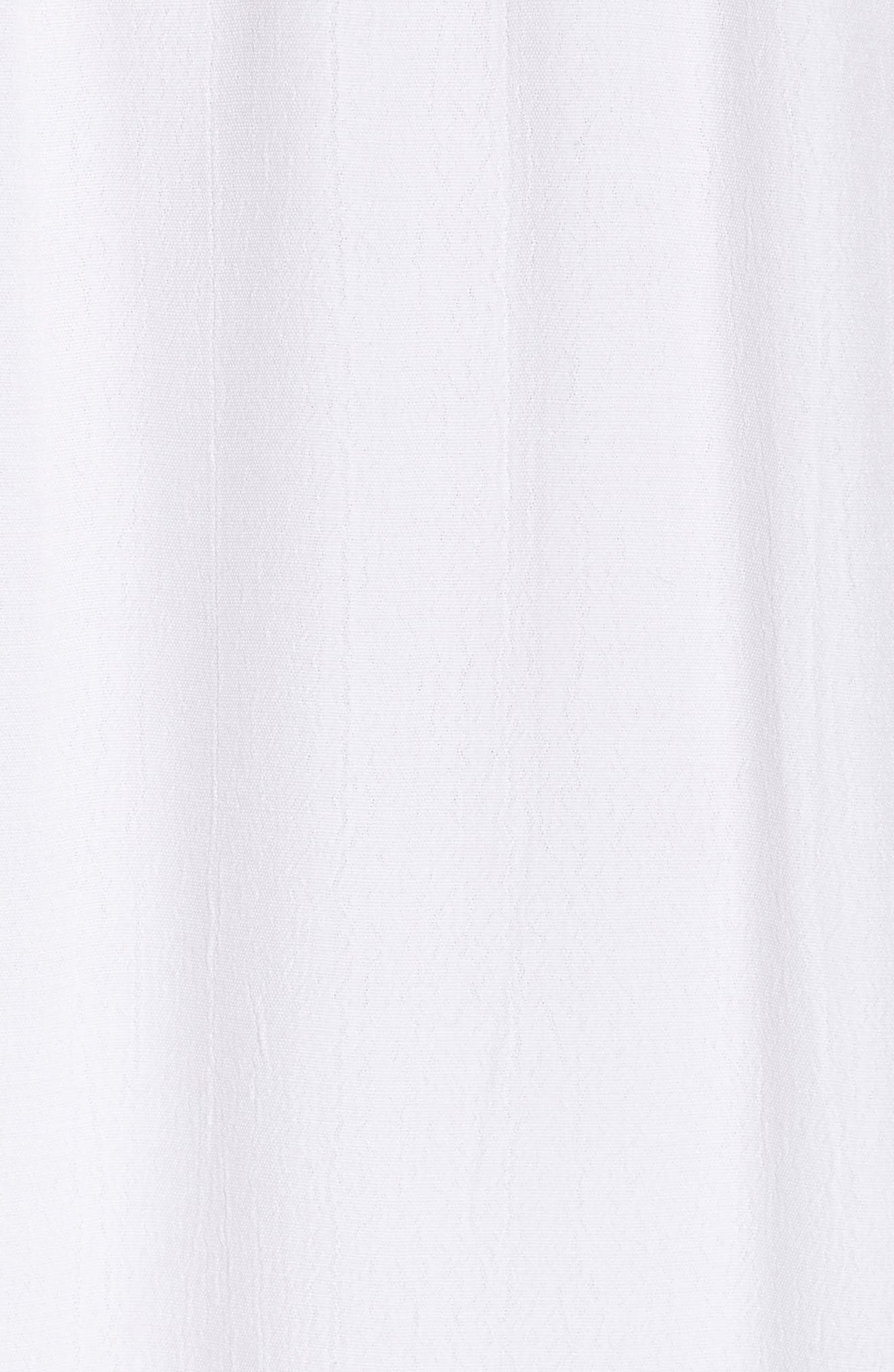 Jaclyn Cover-Up Dress,                             Alternate thumbnail 3, color,                             White