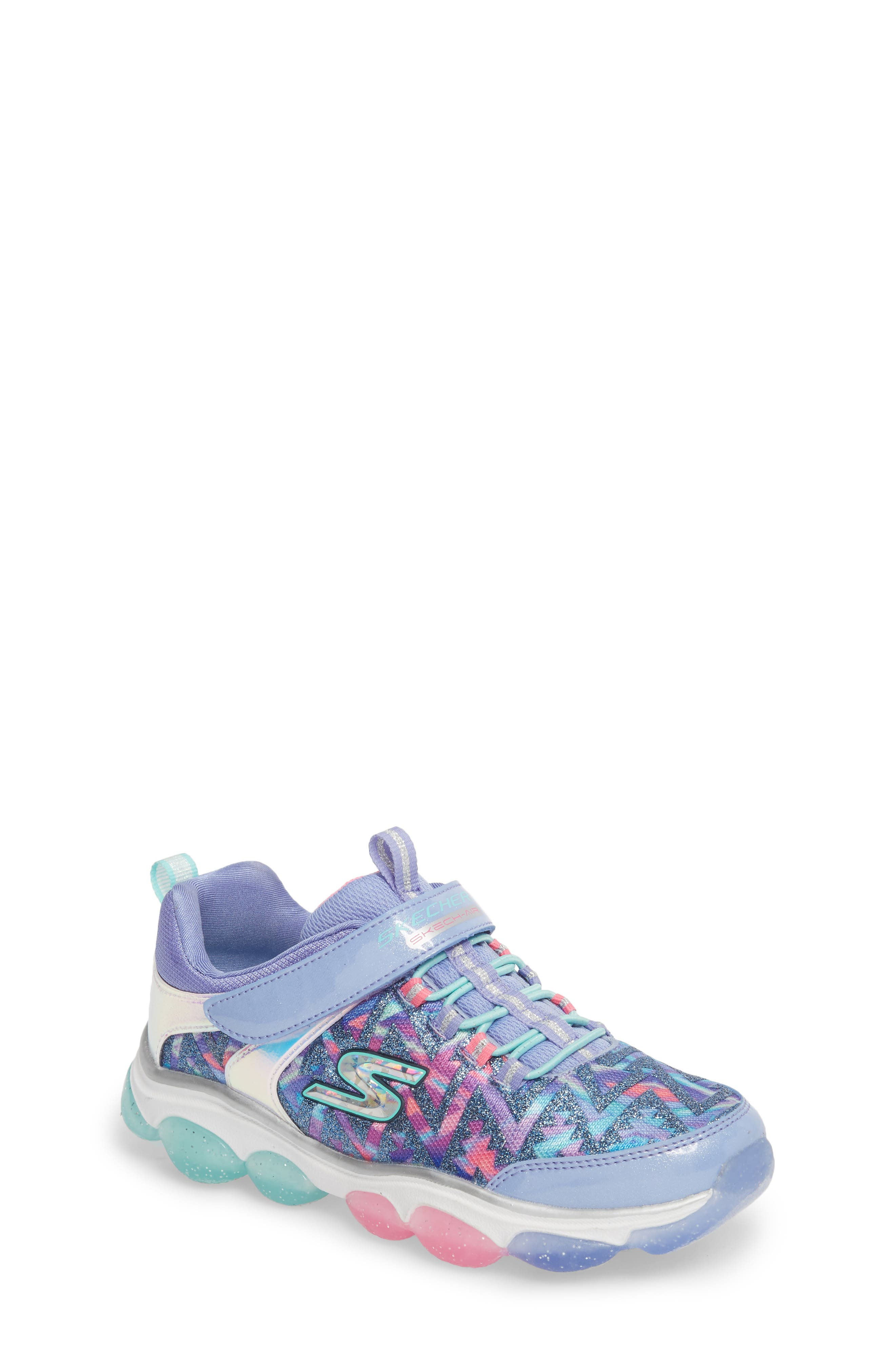 SKECHERS Skech-Air Groove Glitter N Go Sneakers (Toddler, Little Kid & Big Kid)