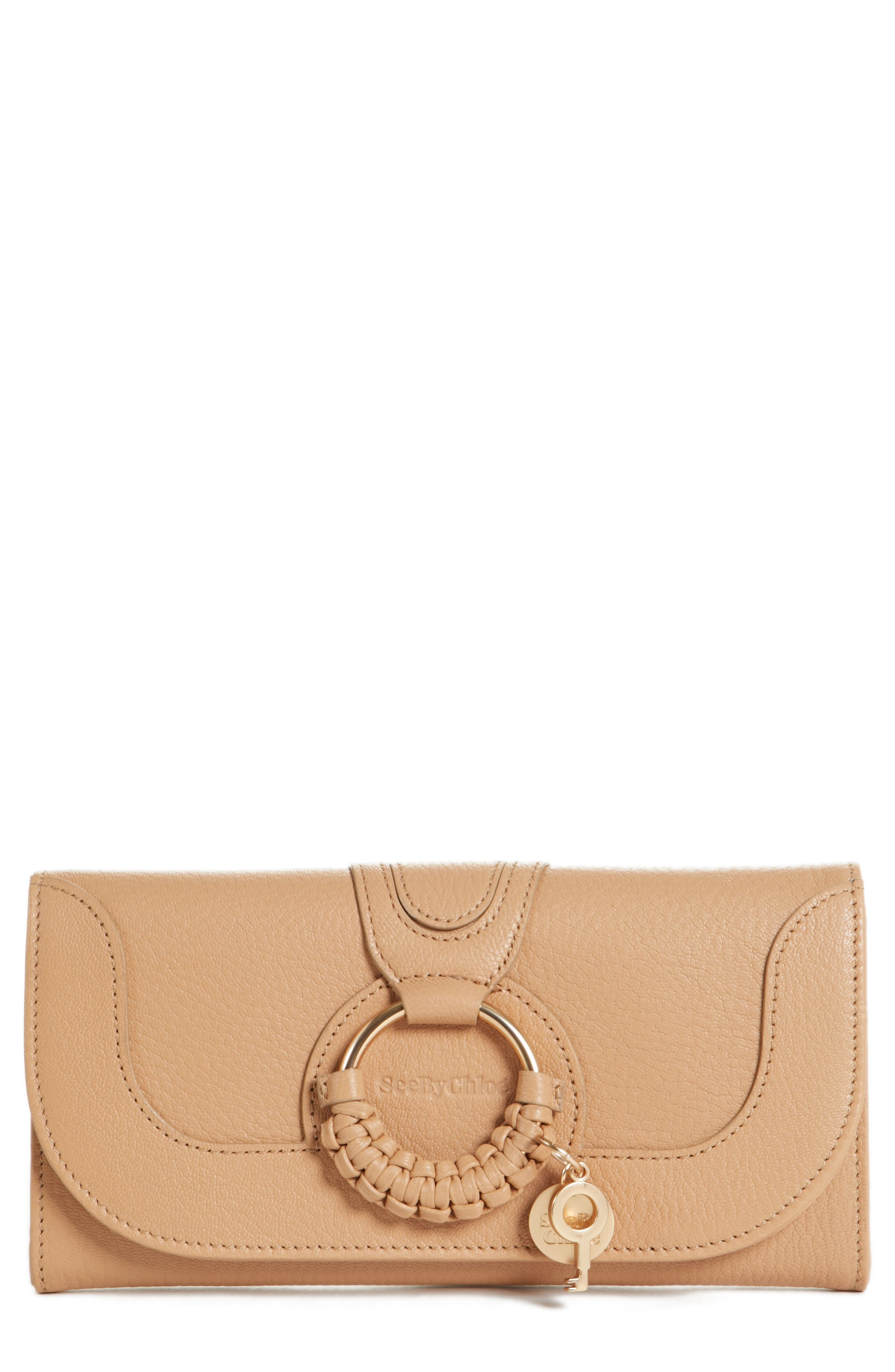 See by Chloé Hana Large Leather Wallet