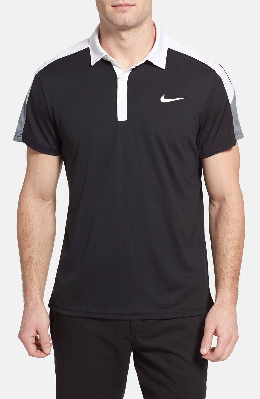 Nike As NIke Team Court Polo