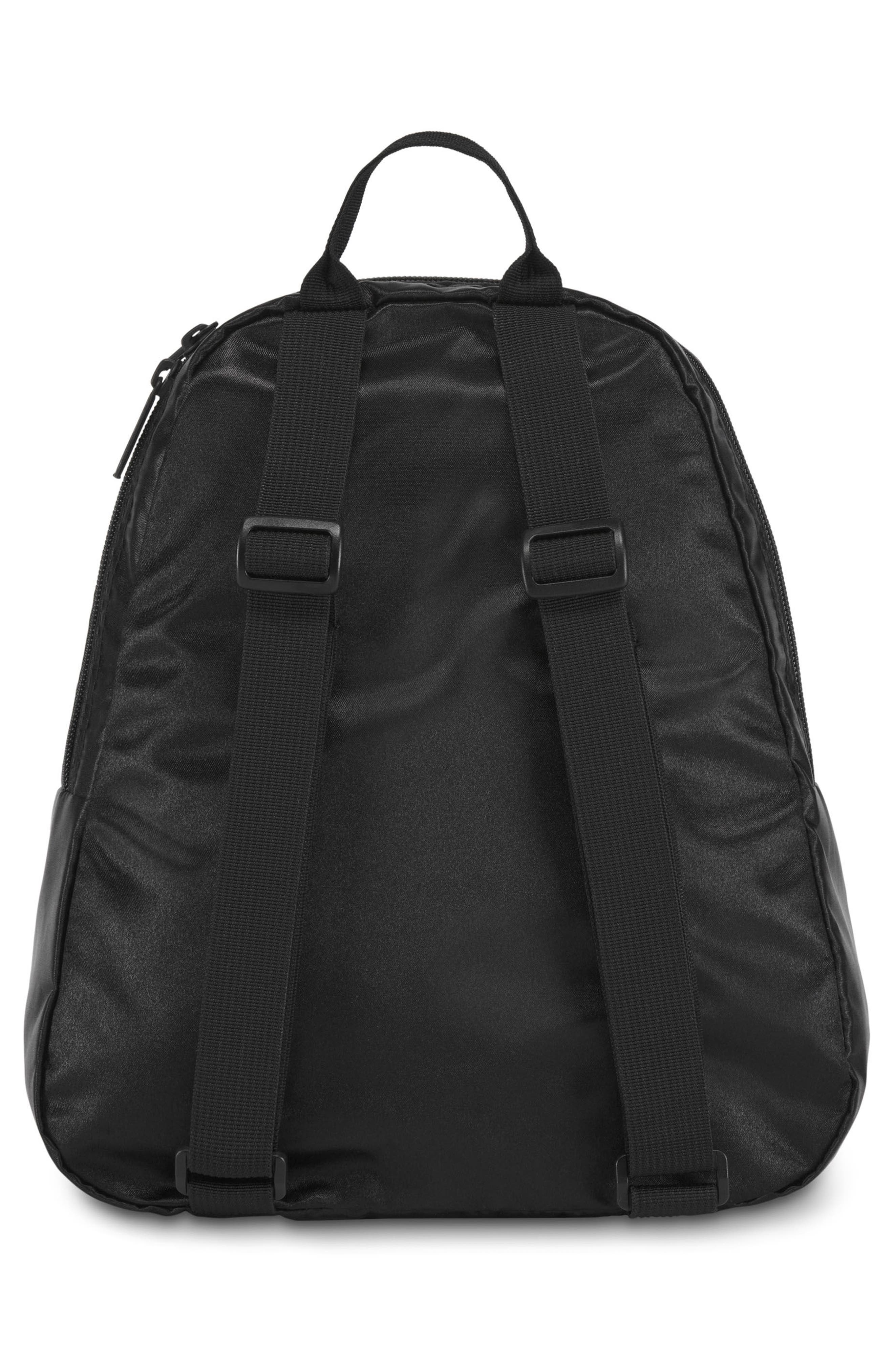 Half Pint FX Backpack,                             Alternate thumbnail 3, color,                             Satin Rose
