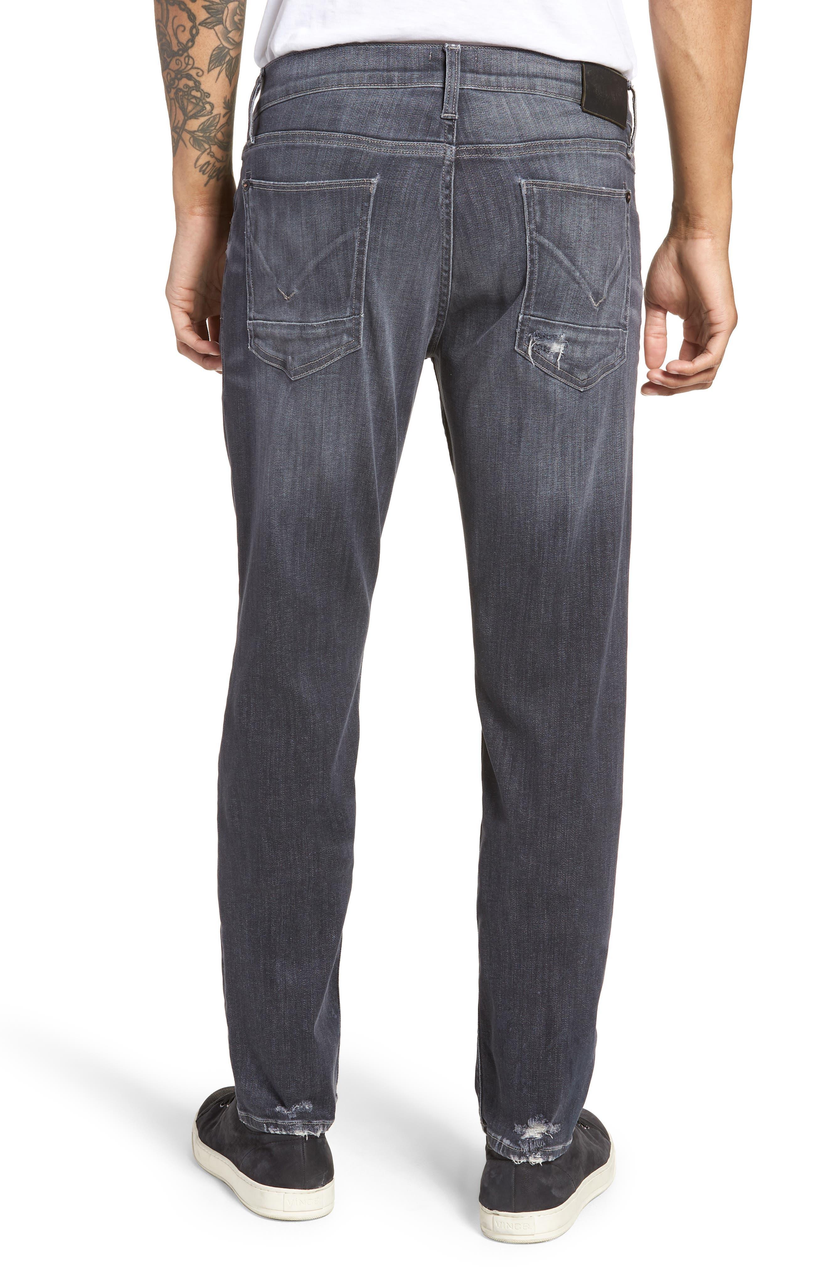 Blake Slim Fit Jeans,                             Alternate thumbnail 2, color,                             Silver Lake