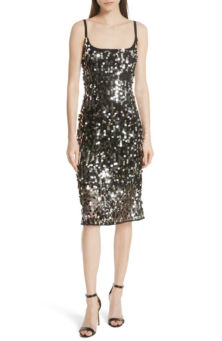 Jessie Paillettes Dress