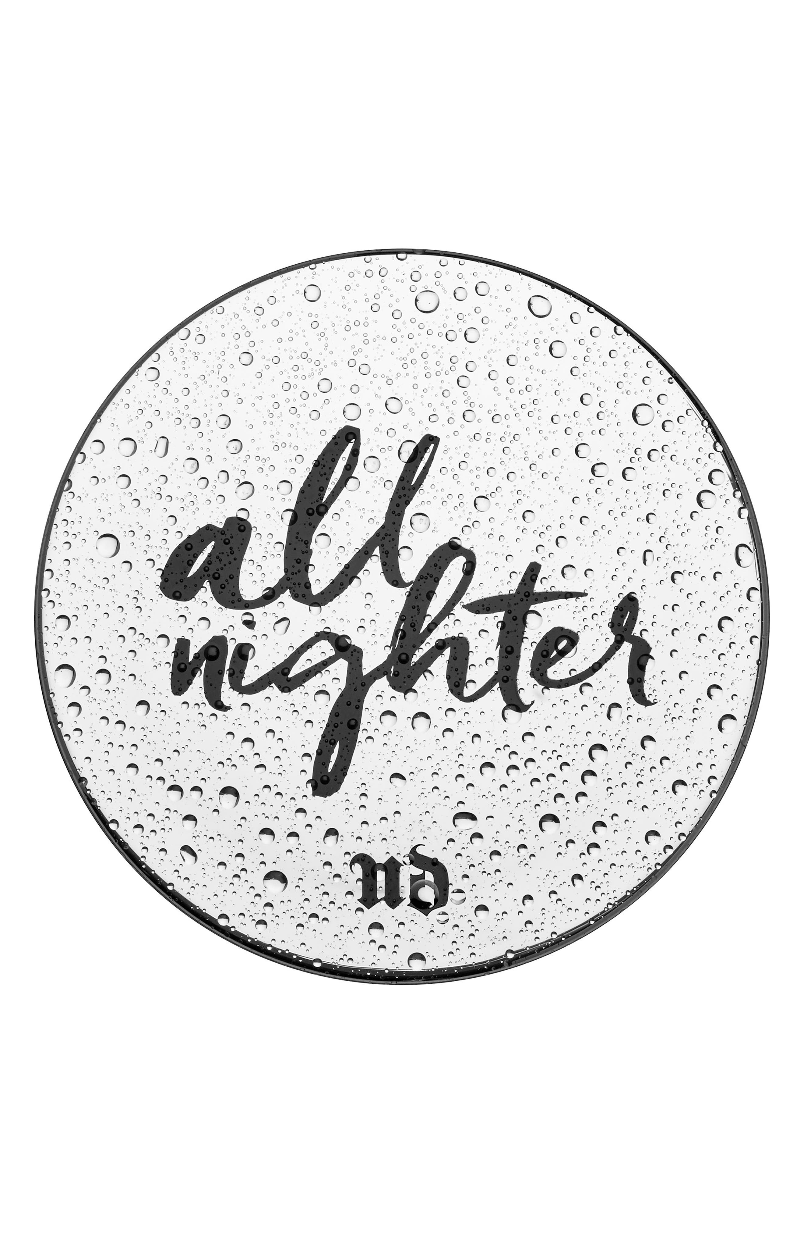 All Nighter Waterproof Setting Powder,                             Alternate thumbnail 3, color,                             No Color