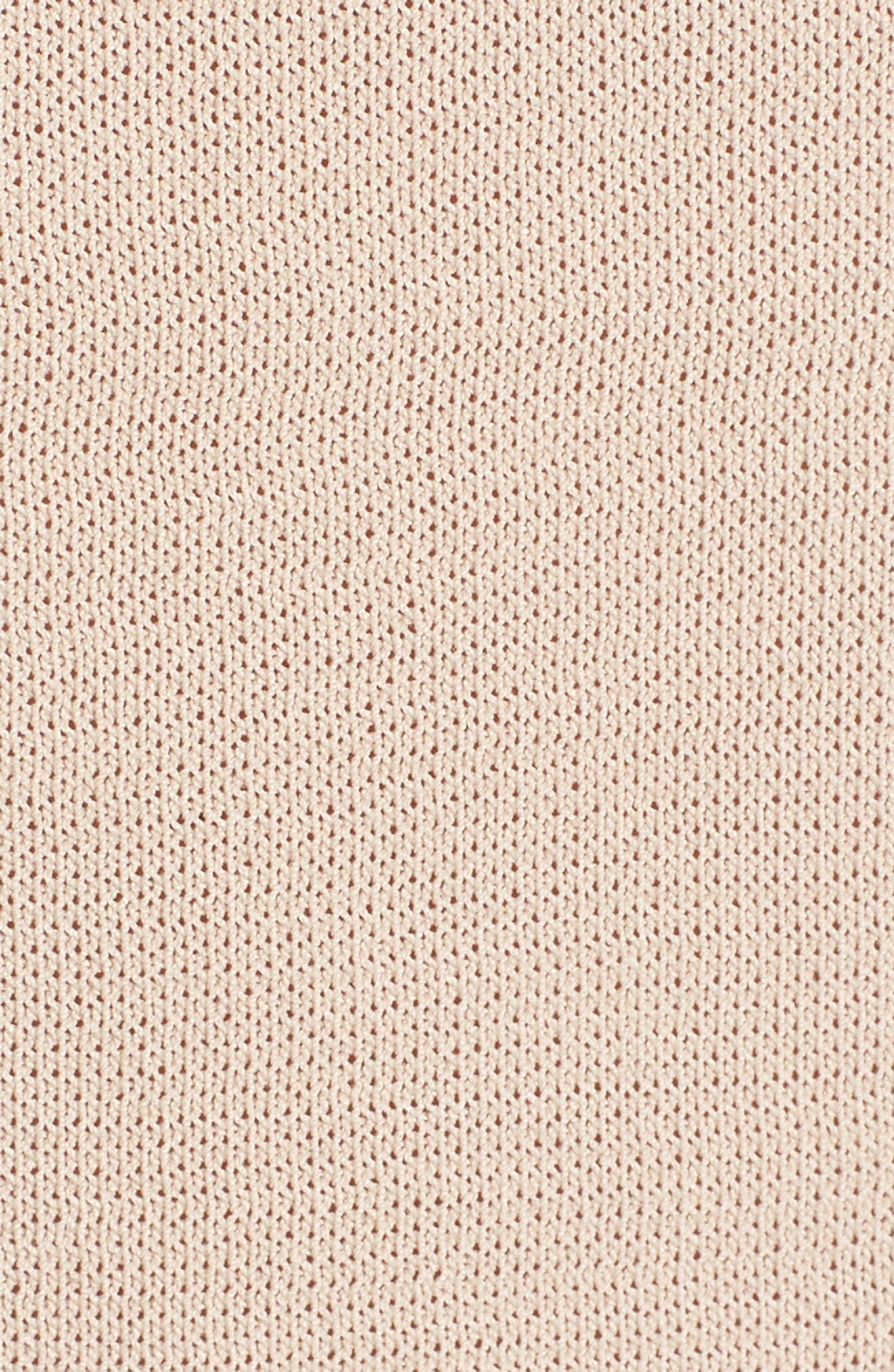 Sweater Tank,                             Alternate thumbnail 5, color,                             Beige Morn