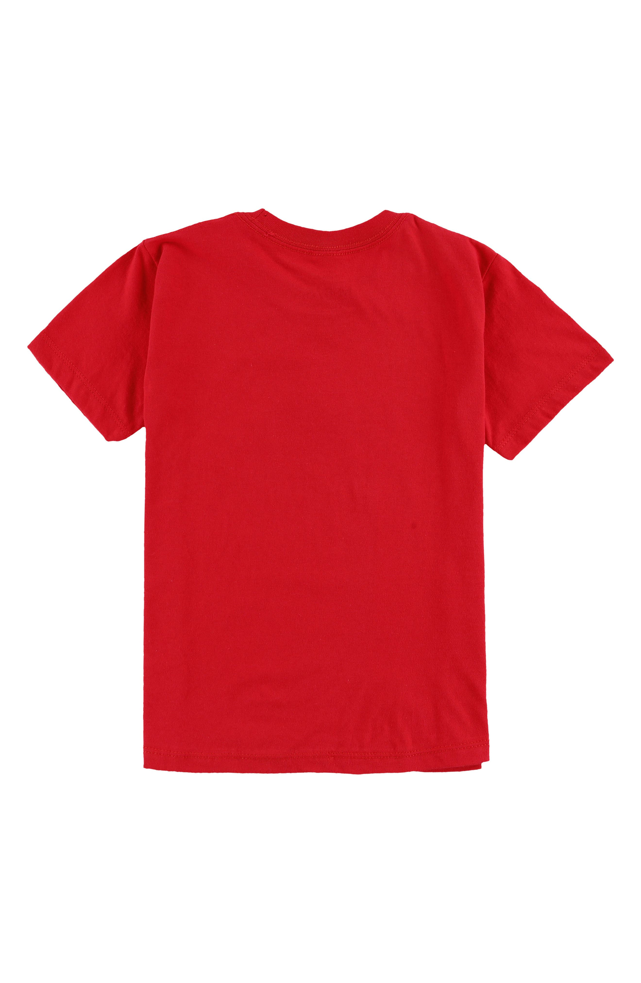 Sandspit Graphic T-Shirt,                             Alternate thumbnail 2, color,                             Heather Red