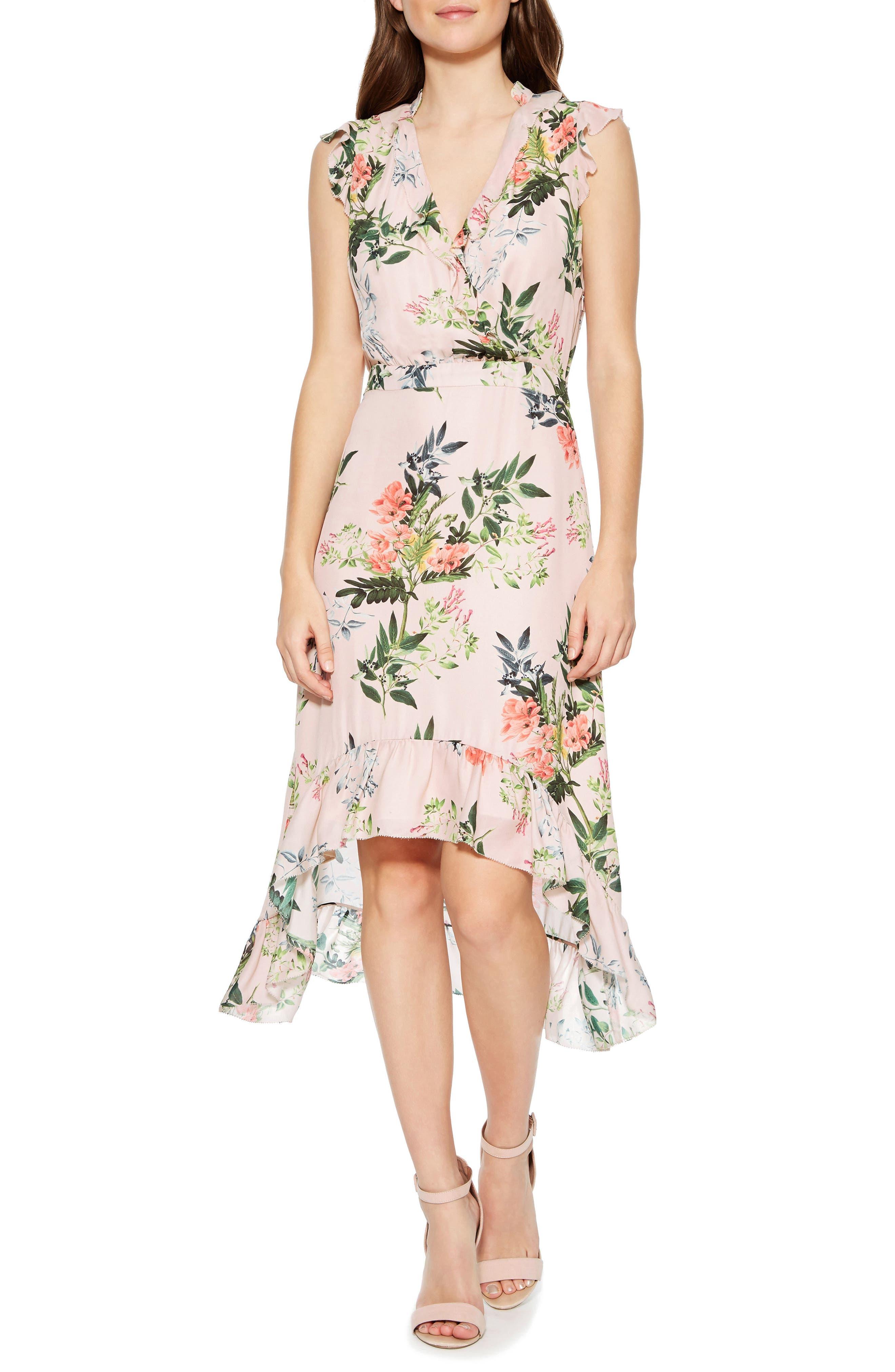 Parker Margaret Silk Dress