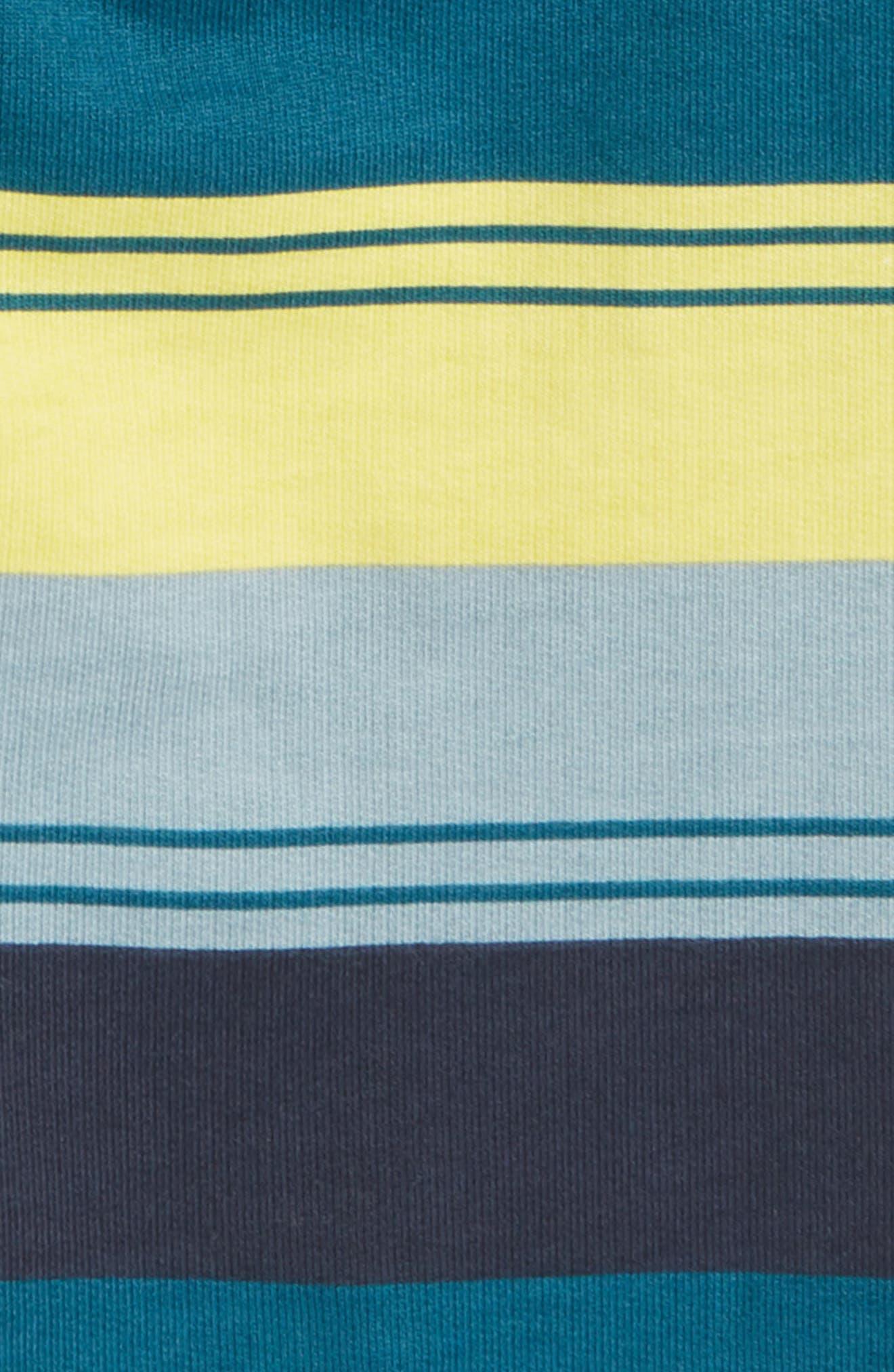 Cruiser Print Shorts,                             Alternate thumbnail 2, color,                             Indigo Tri-Stripe