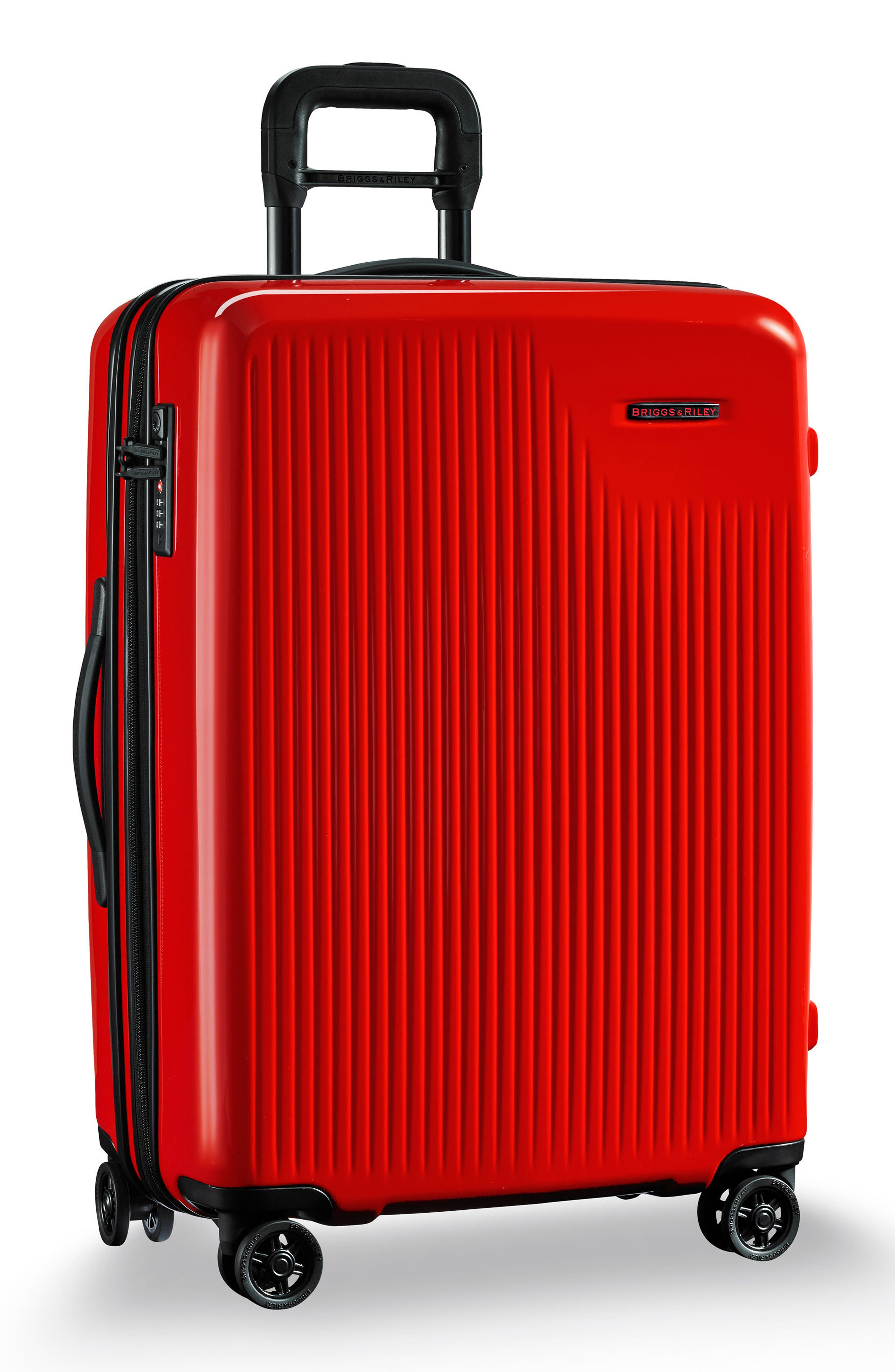 Sympatico 27-Inch Expandable Wheeled Packing Case,                             Alternate thumbnail 2, color,                             Fire