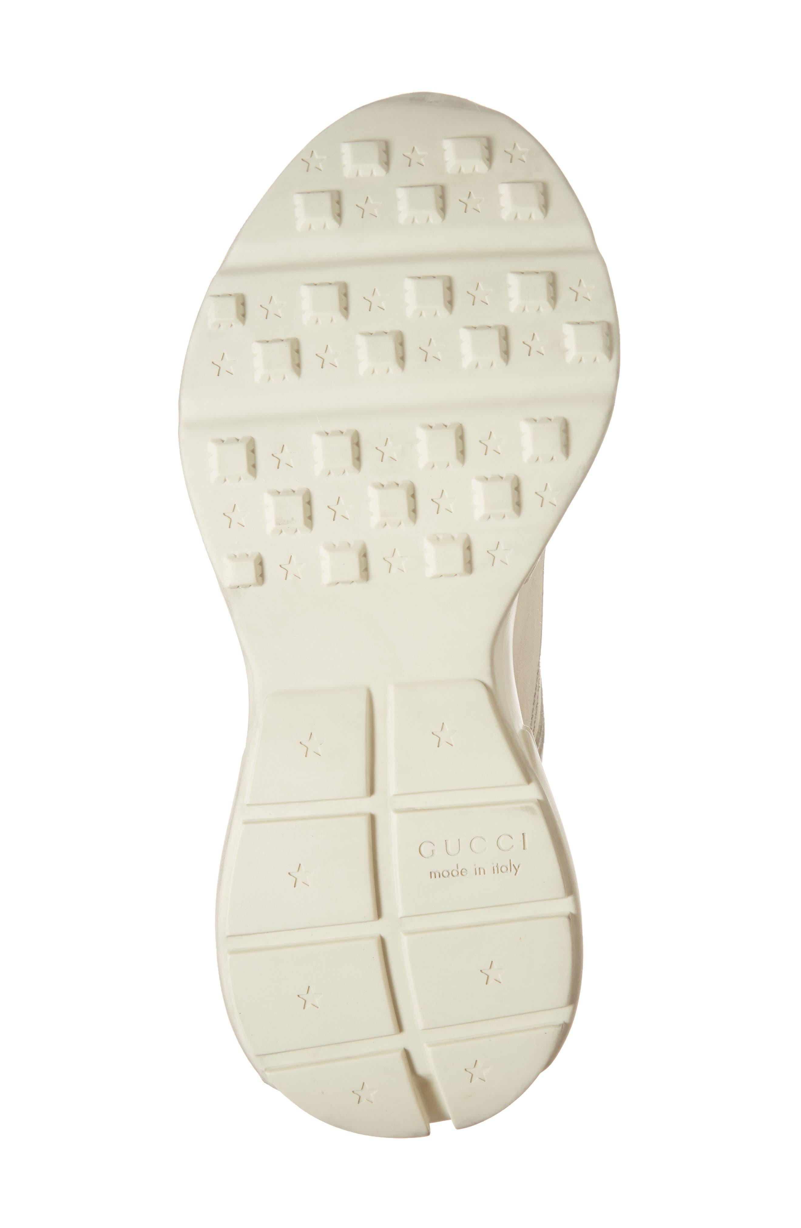 Rhyton Sneaker,                             Alternate thumbnail 6, color,                             Ivory White