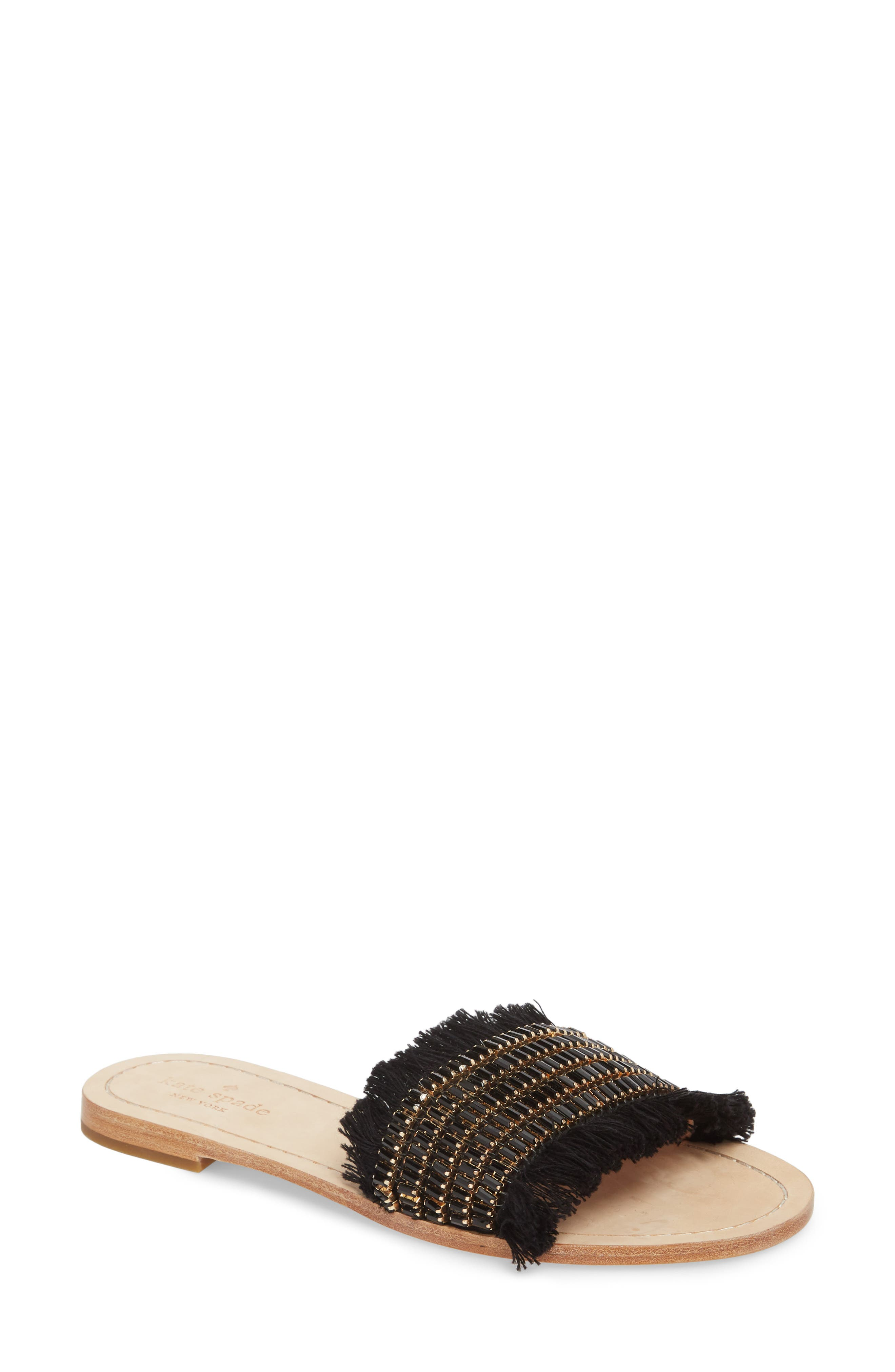 kate spade new york solaina slide sandal (Women)