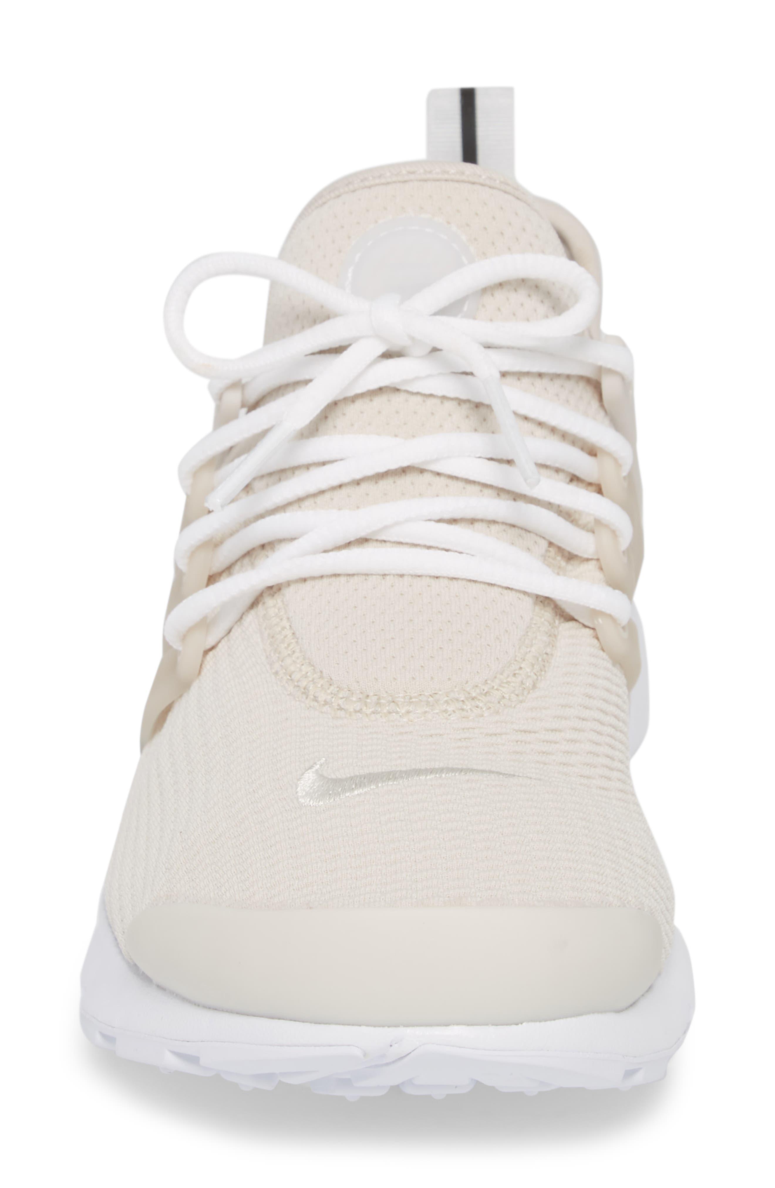 Air Presto Sneaker,                             Alternate thumbnail 4, color,                             Desert Sand/ Desert Sand