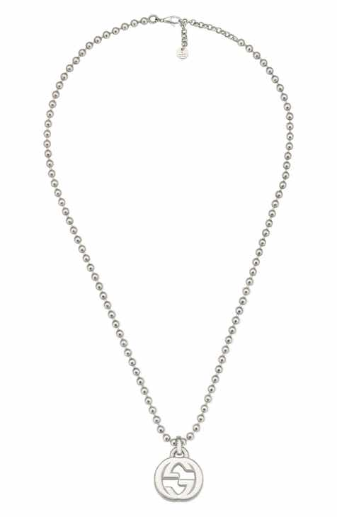 f1c9d42e78a Gucci Interlocking-G Necklace