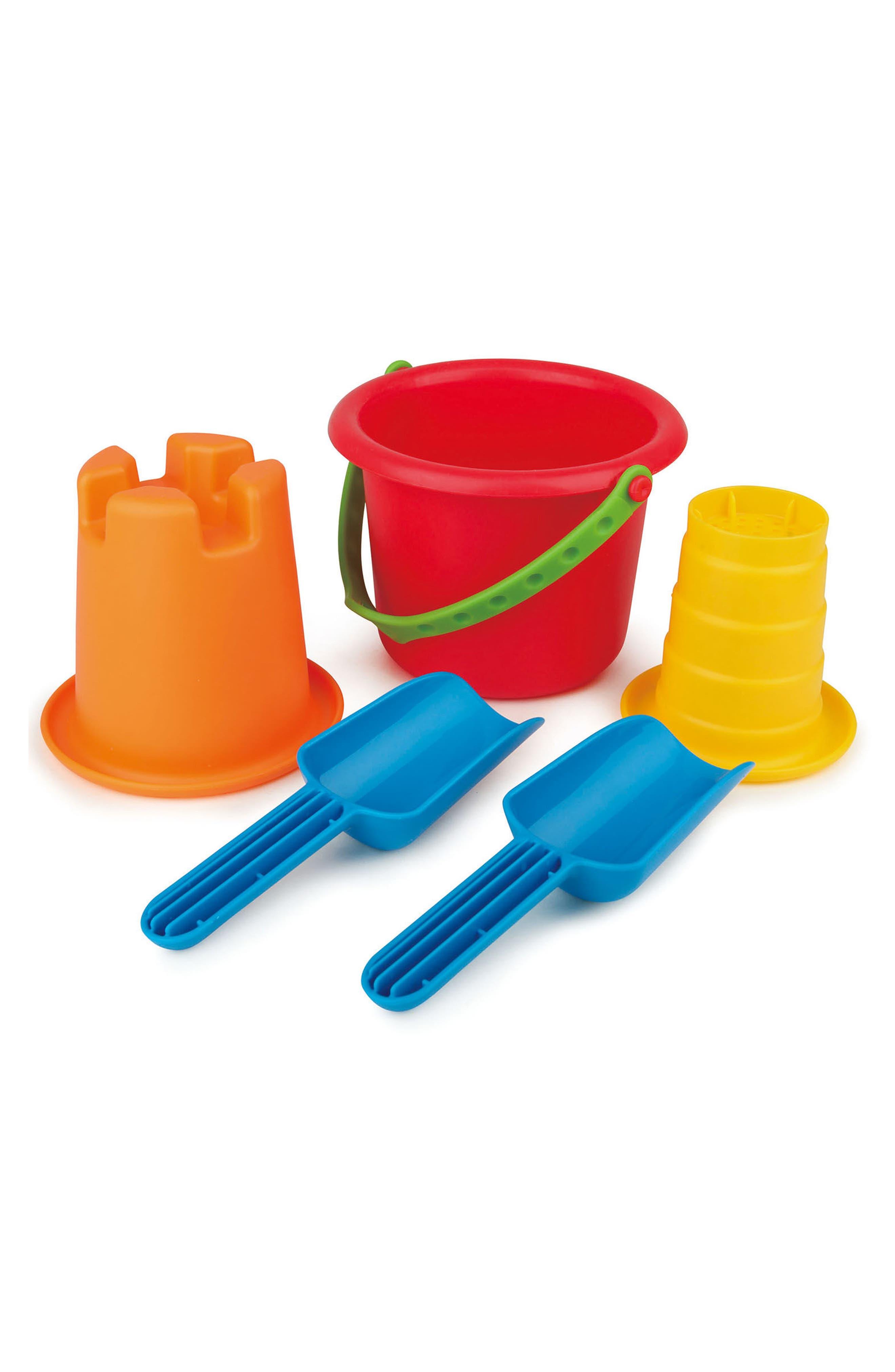 Hape 5-in-1 Beach Toy Kit (Kids)
