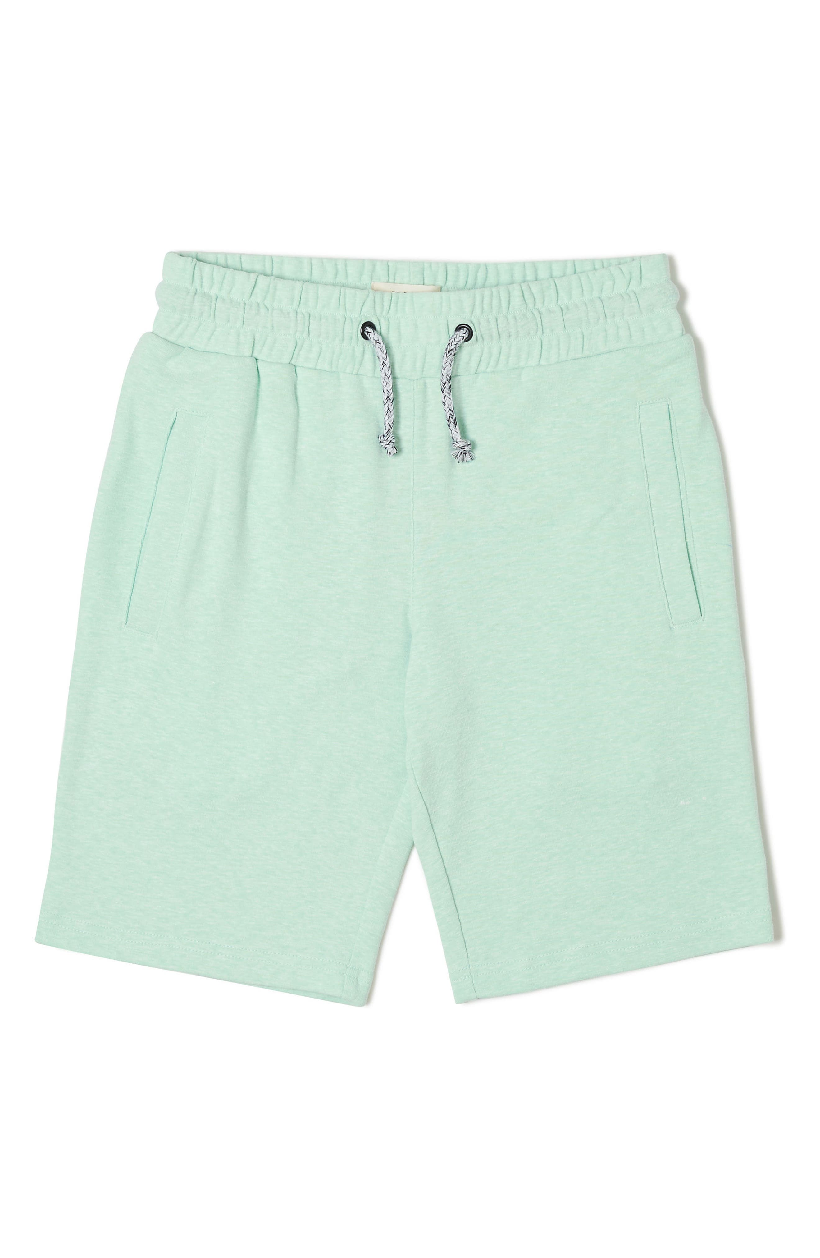 Ranger Knit Shorts,                             Main thumbnail 1, color,                             Green