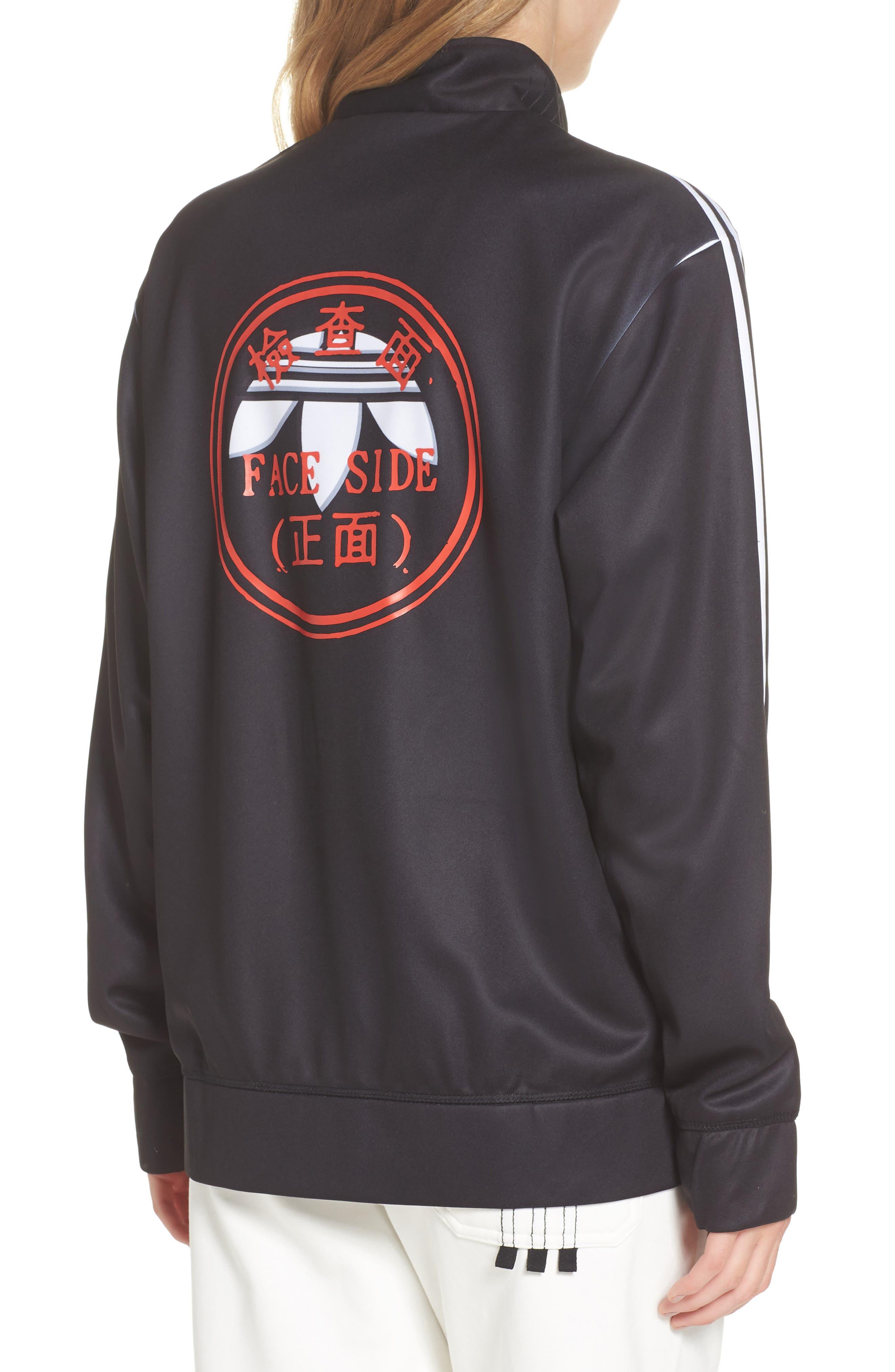 Alternate Image 2  - adidas x Alexander Wang Track Jacket