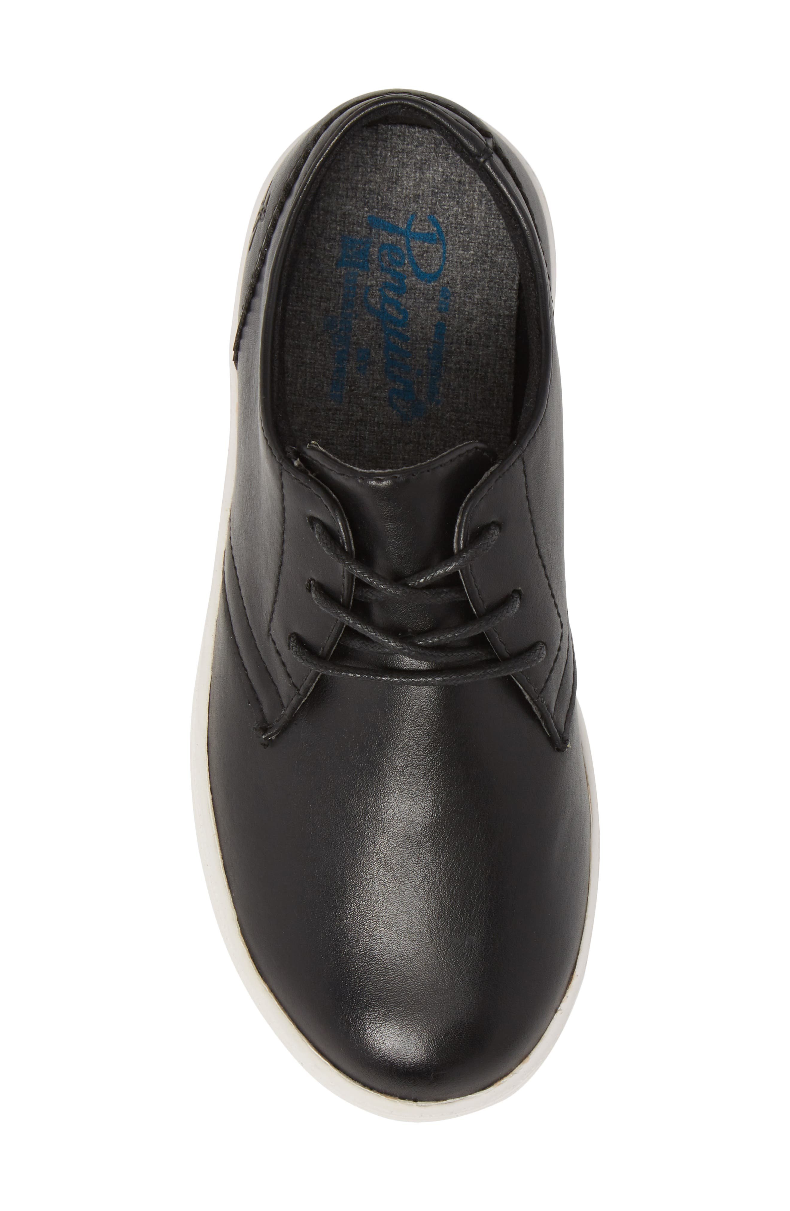 Freeland Sneaker,                             Alternate thumbnail 5, color,                             Black