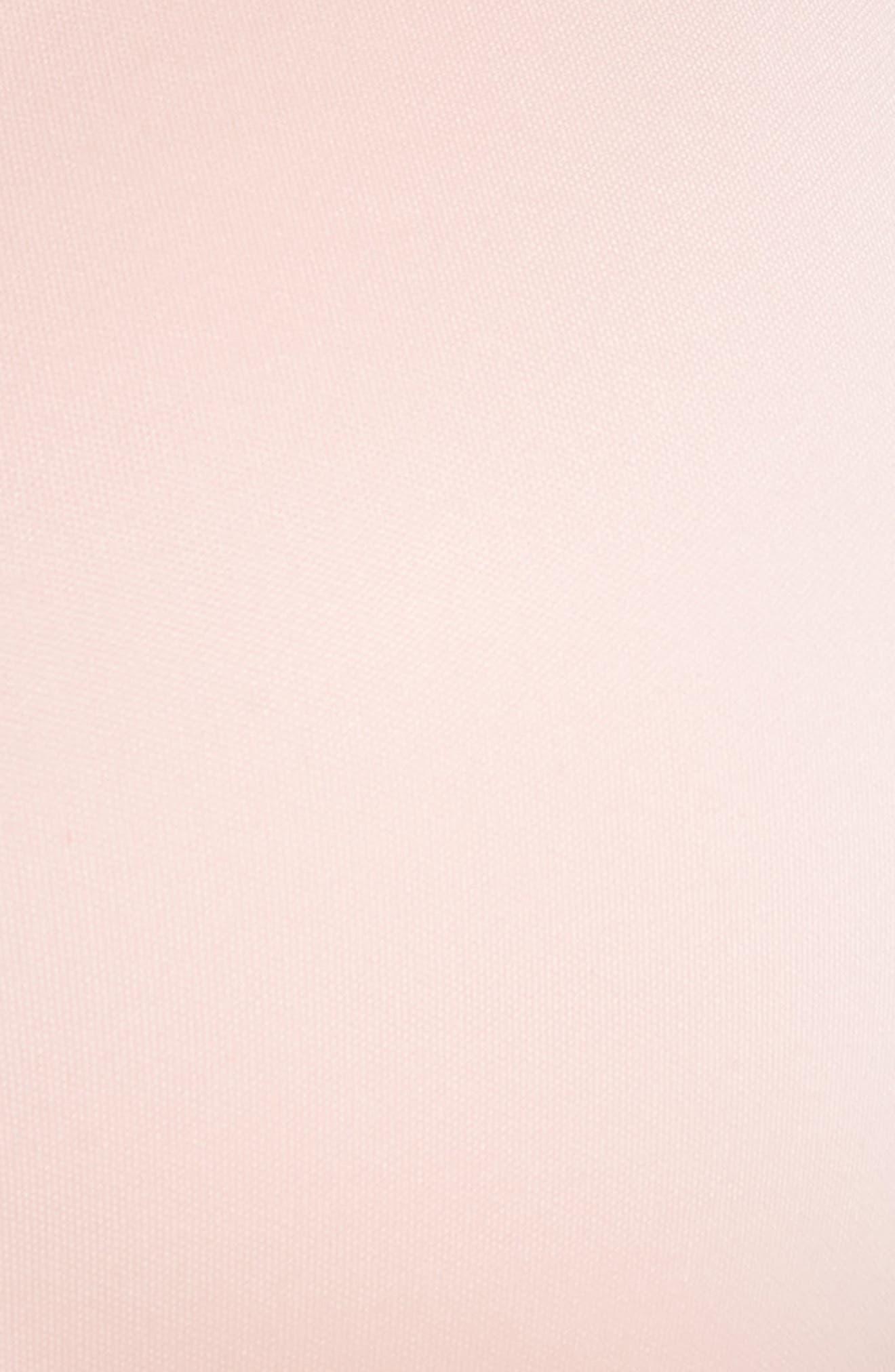 C Magnifique Underwire Spacer Bra,                             Alternate thumbnail 6, color,                             Blushing Pink