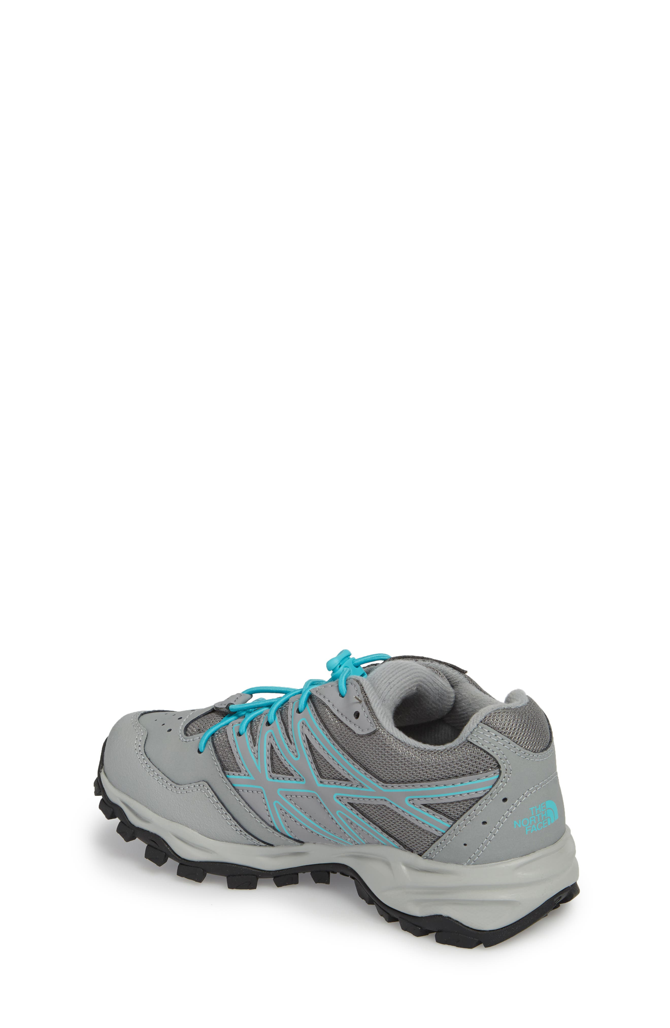 Hedgehog Hiker Boot,                             Alternate thumbnail 2, color,                             Griffin Grey/ Blue Curacao