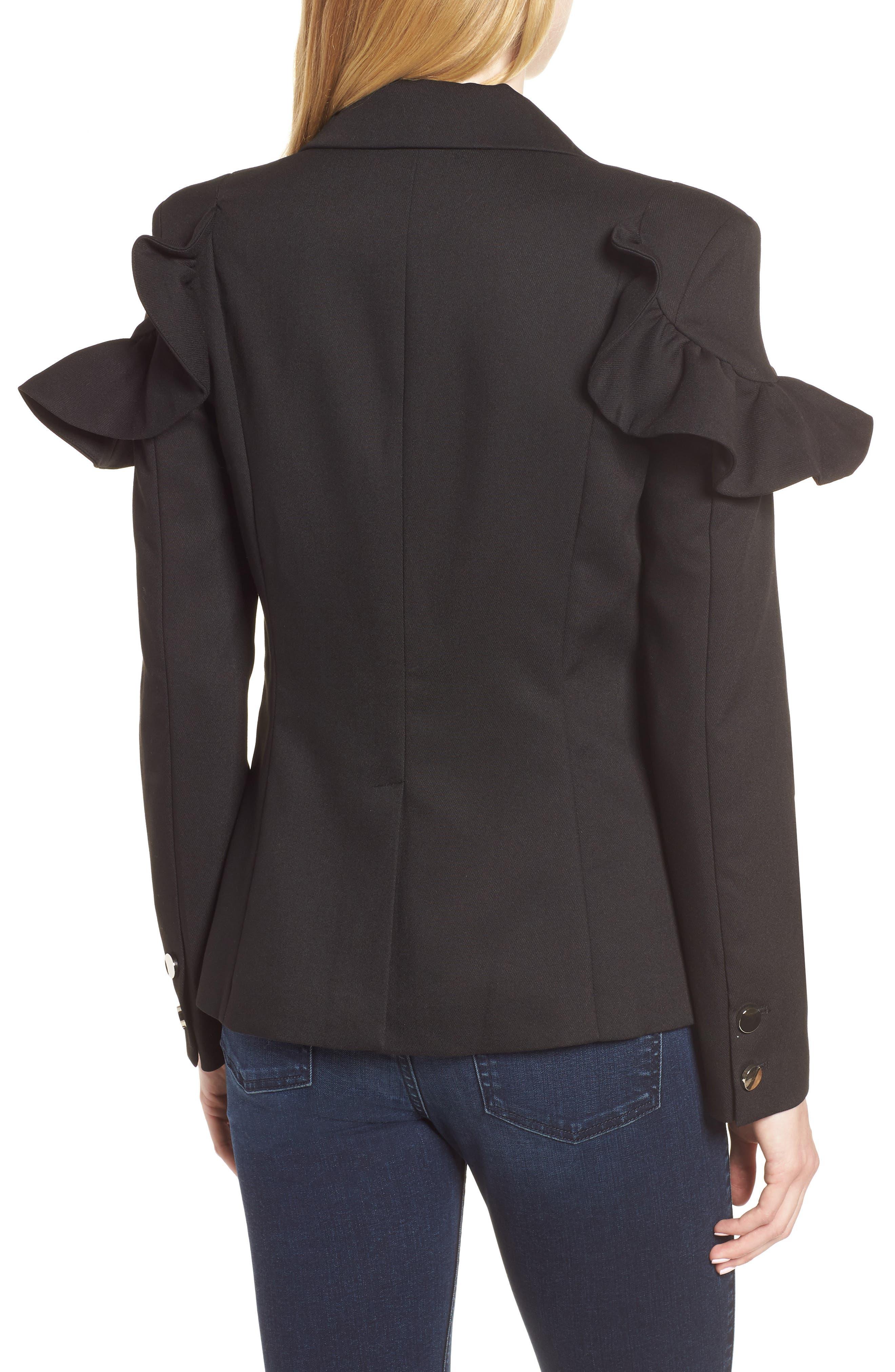 Harmony Jacket,                             Alternate thumbnail 2, color,                             Black